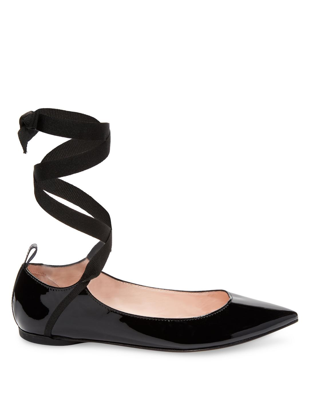 Repetto Patent Leather T-Strap Flats best place to buy W9n7hOPk