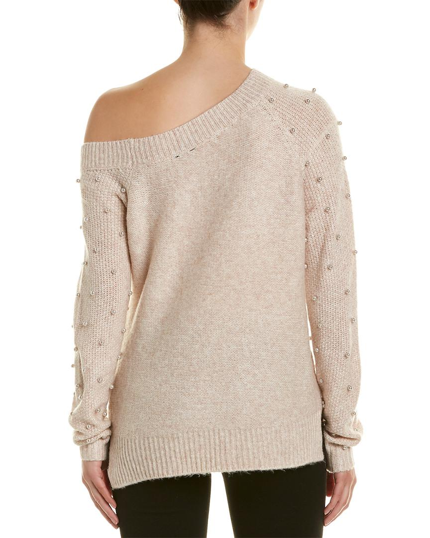 4ecb4ad28389 Lyst - Love Token Adalynn Sweater