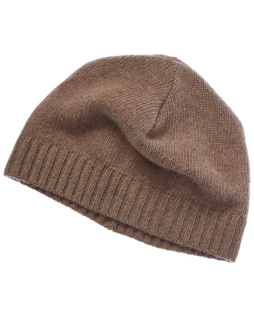 ce70dddd1939b Lyst - Portolano Men s Nile Brown Cashmere Skull Hat in Brown for Men