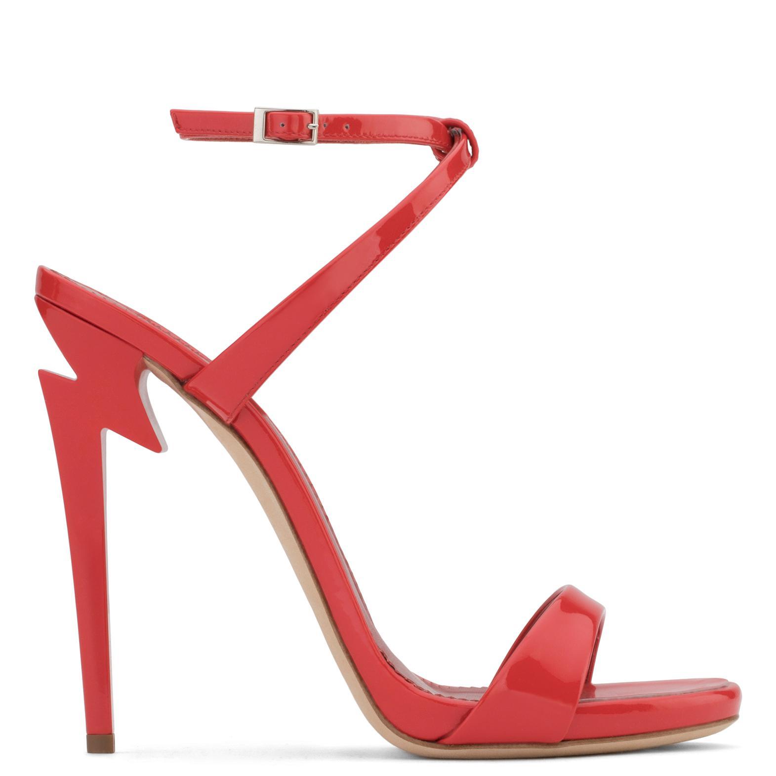 Giuseppe Zanotti Woman Patent-leather Pumps Red Size 36 Giuseppe Zanotti Clearance Online Ebay RMnf7j