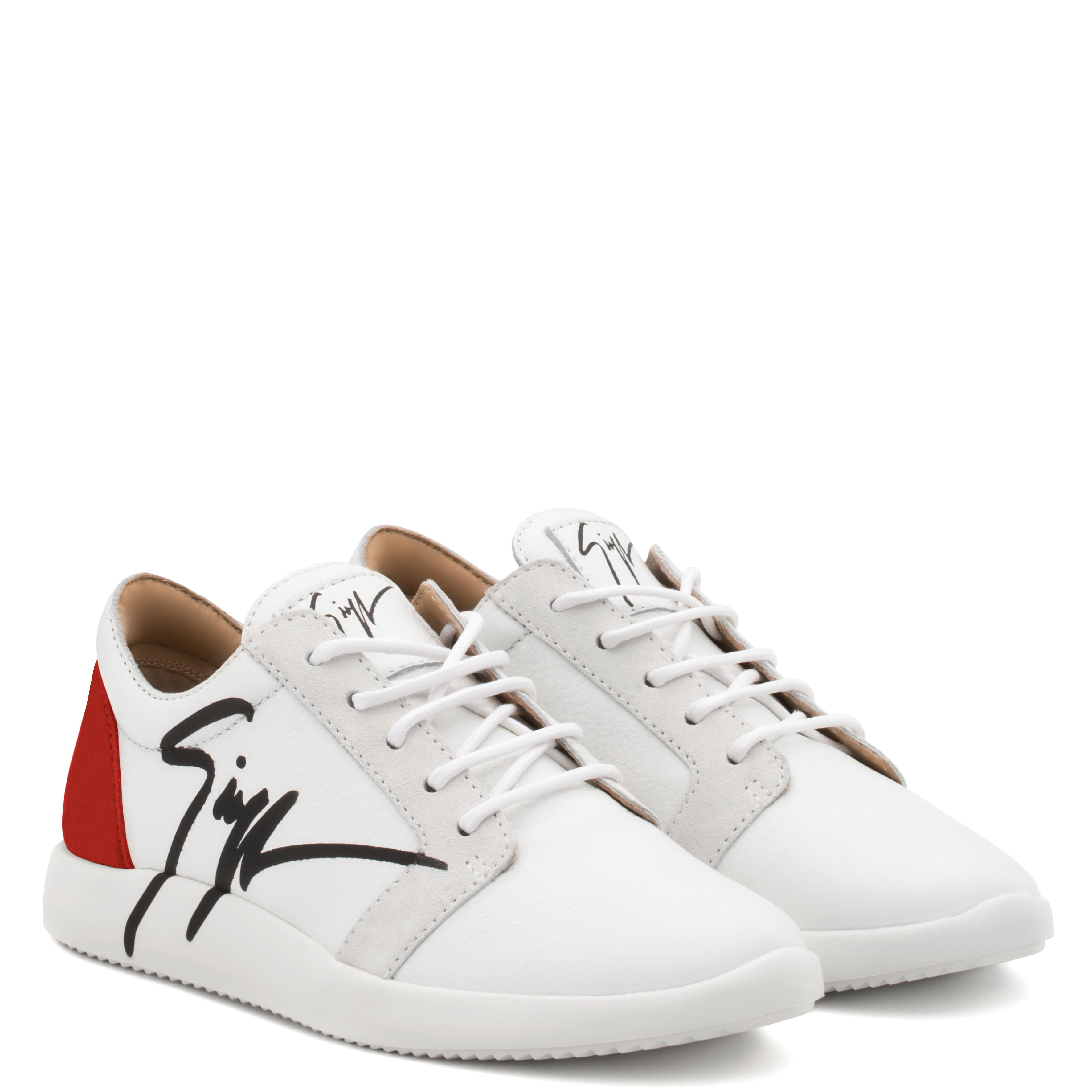 006c478a2ef0 Lyst - Giuseppe Zanotti G Runner in White for Men
