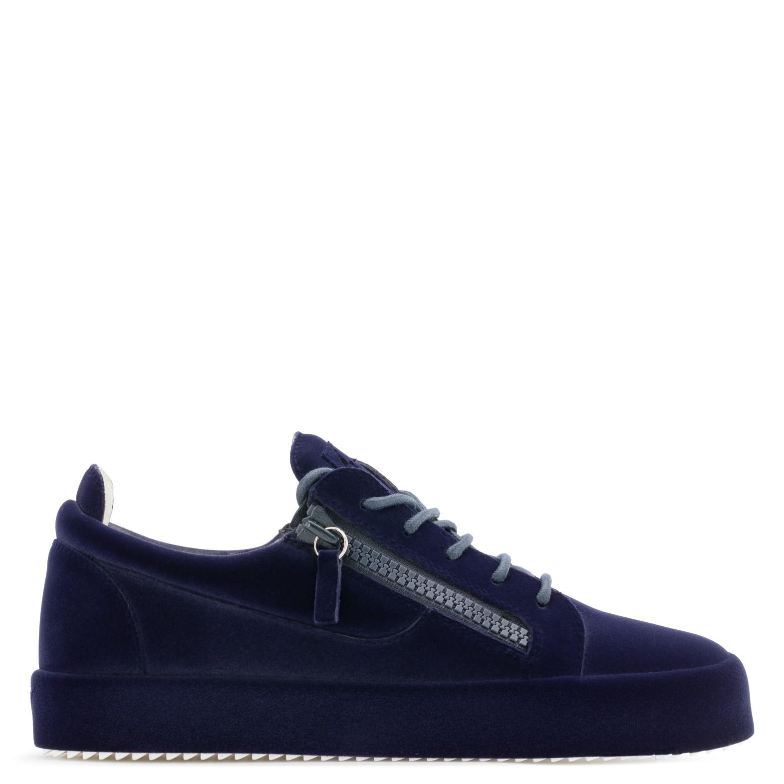 41d317d242199 Giuseppe Zanotti The Unfinished in Blue for Men - Save 63% - Lyst