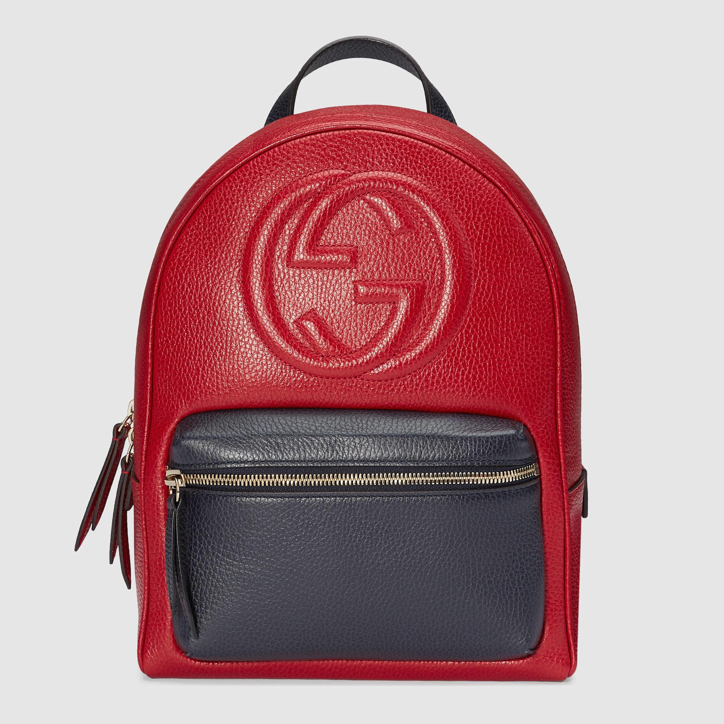 8704d45cd98b Gucci Small Backpack Black- Fenix Toulouse Handball