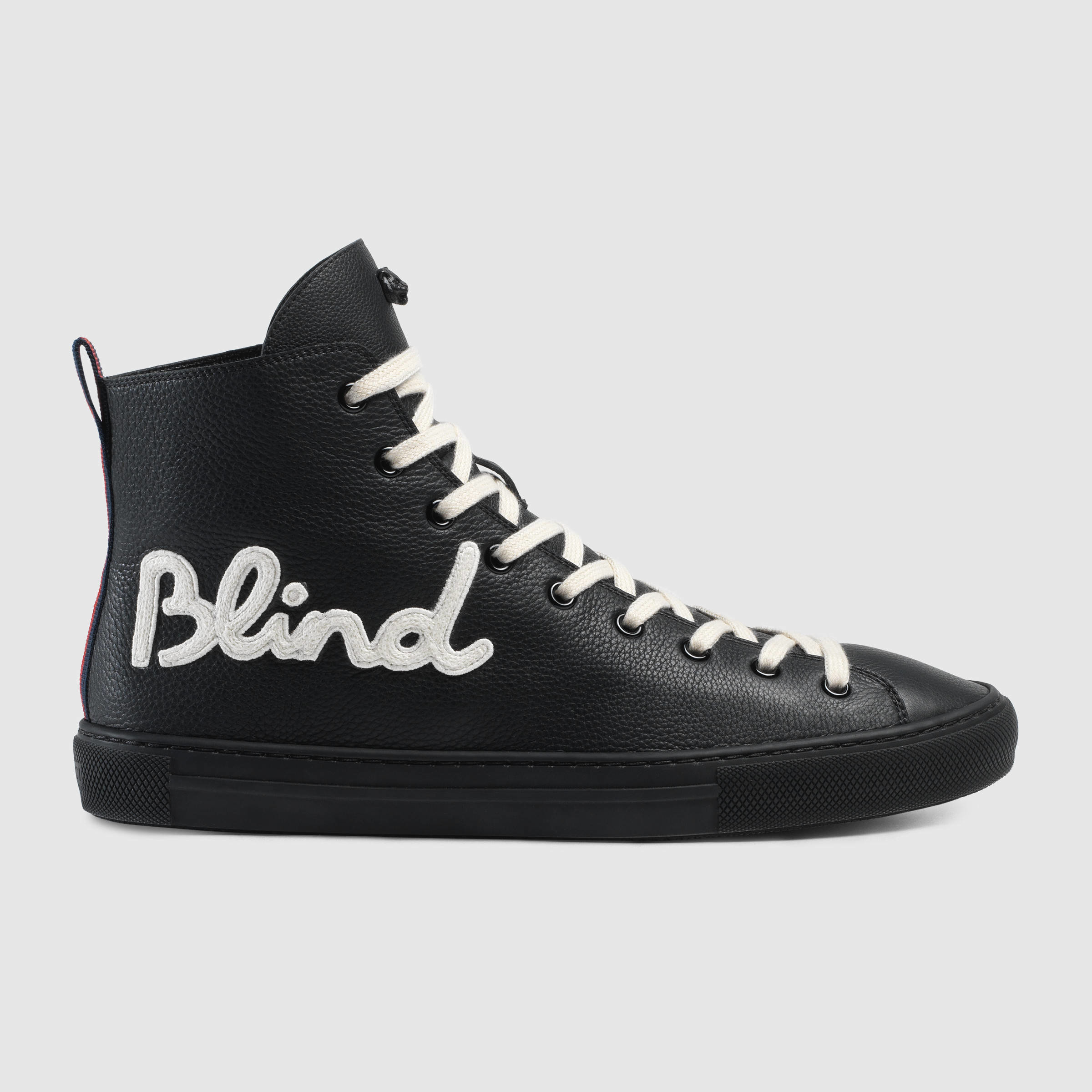 ee2244c090c Lyst - Gucci Blind For Love High-top Sneaker