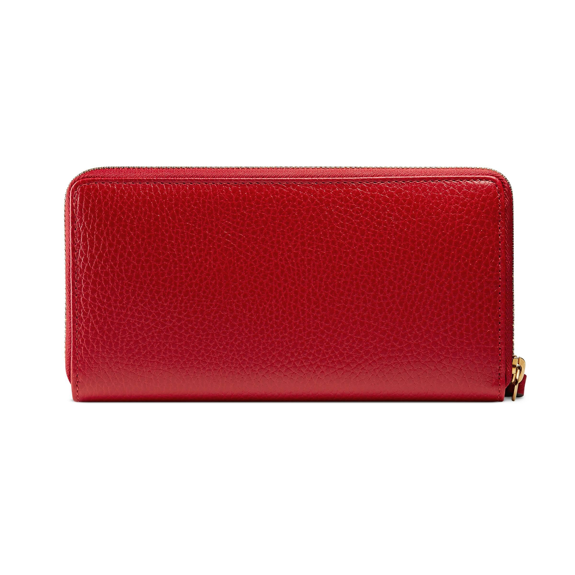 5d07053d59ca Gucci - Red Portafoglio - Lyst. View fullscreen