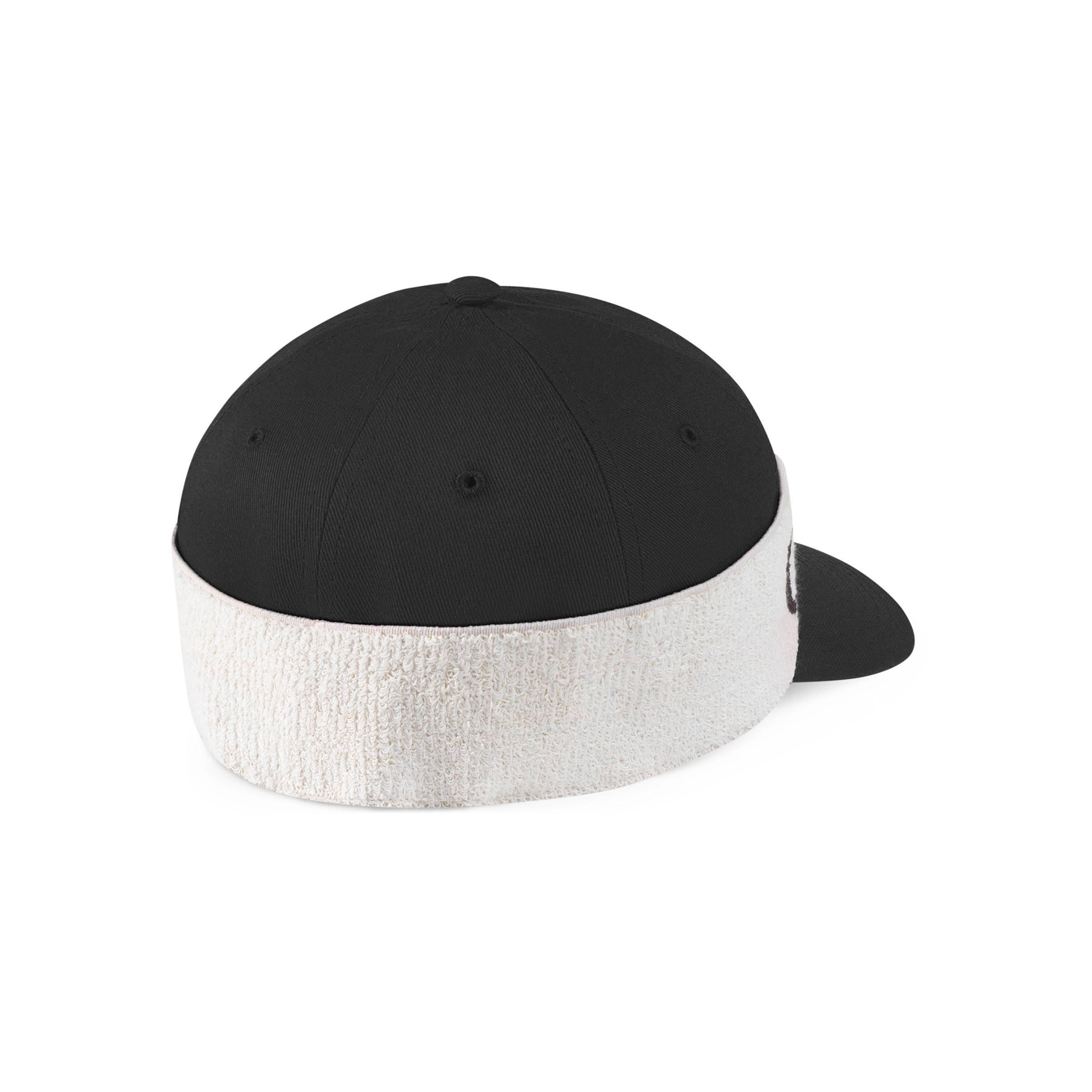 21eb2a0d440 Gucci - Black Baseball Hat With Headband - Lyst. View fullscreen