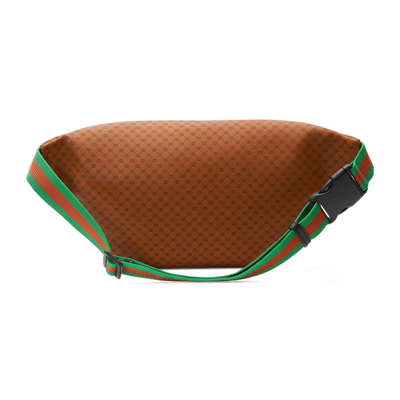 ee3c3fa8979e Lyst - Gucci -dapper Dan Belt Bag in Brown for Men