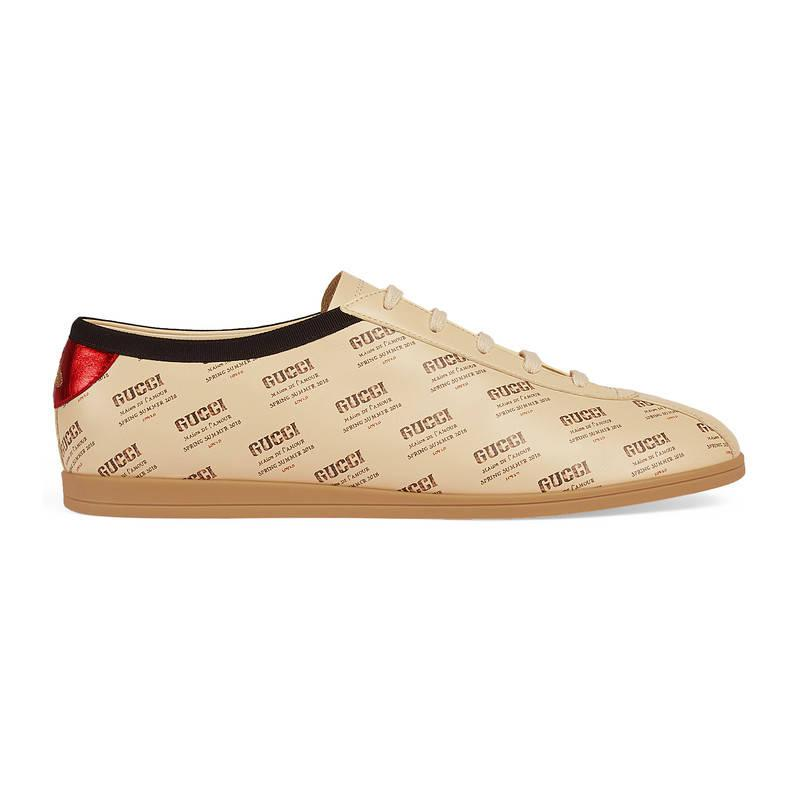 Gucci Off- All Over Stamp Print Falacer Sneakers lnDpFIABmw