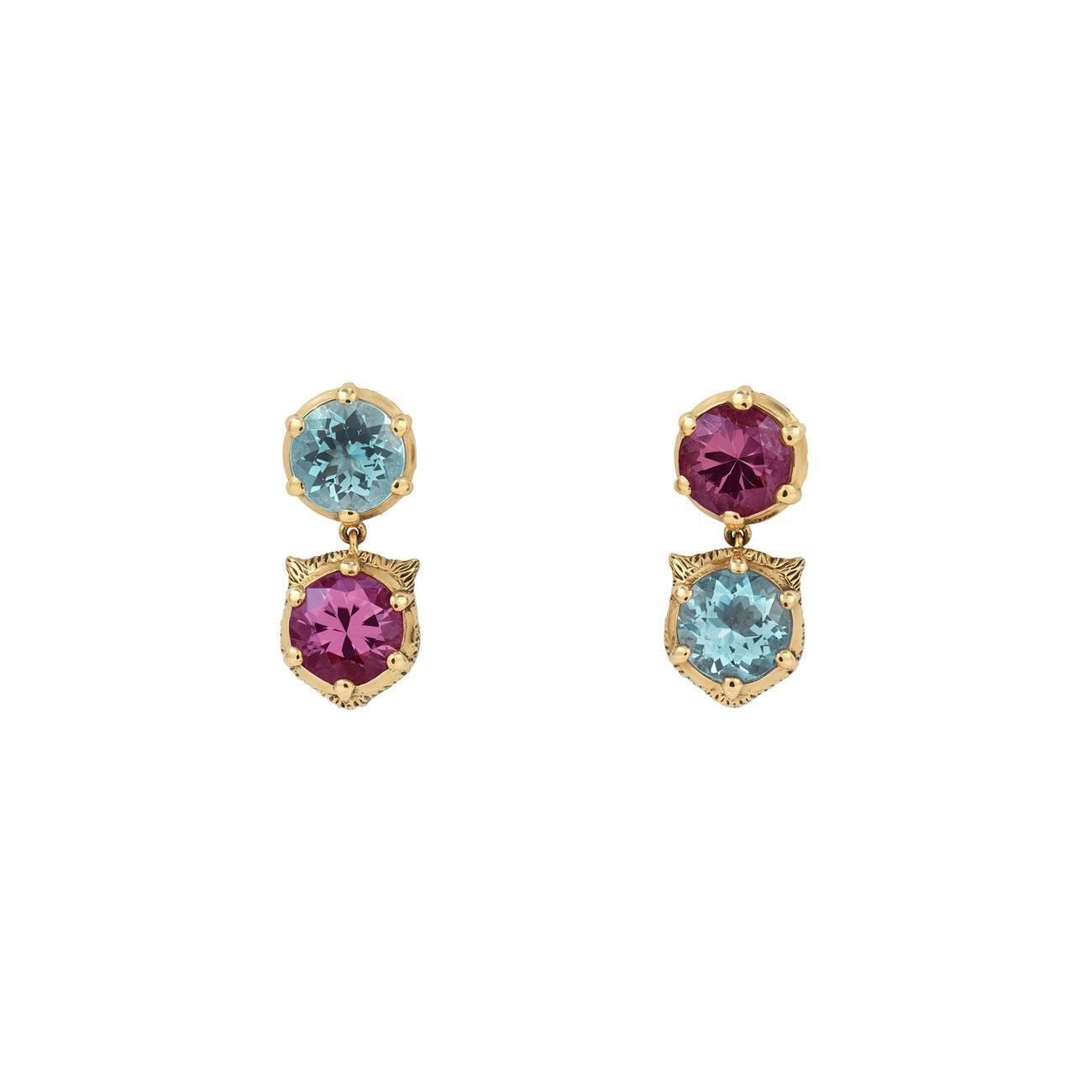 bd9b25395ccf50 Gucci. Women's Le Marché Des Merveilles Earrings