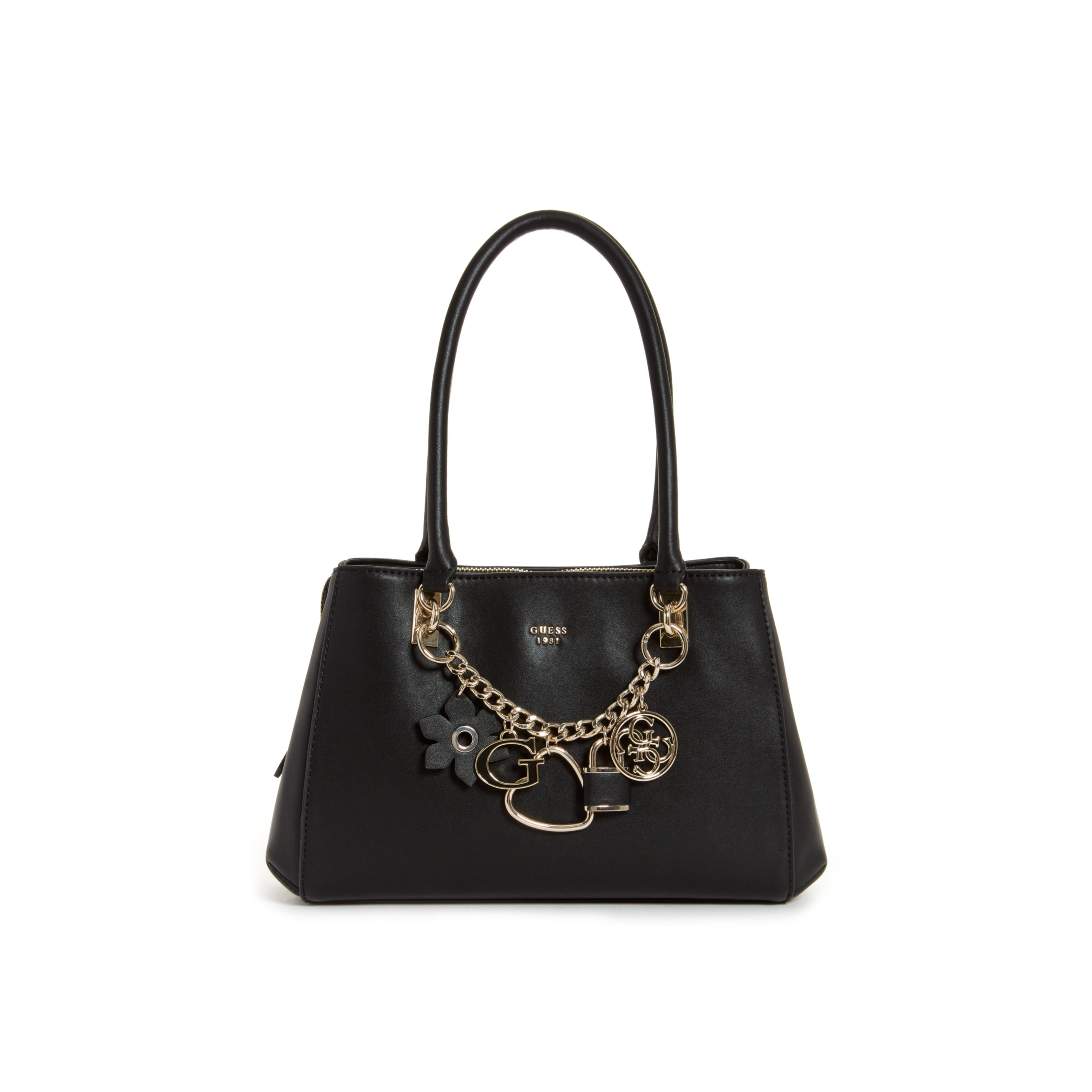 Sale Best Store To Get For Sale Buy Authentic Online Guess Satchel Bags - Hadley Girlfriend Satchel Bag Multi - - Satchel Bags for ladies Buy Cheap Classic 014DS