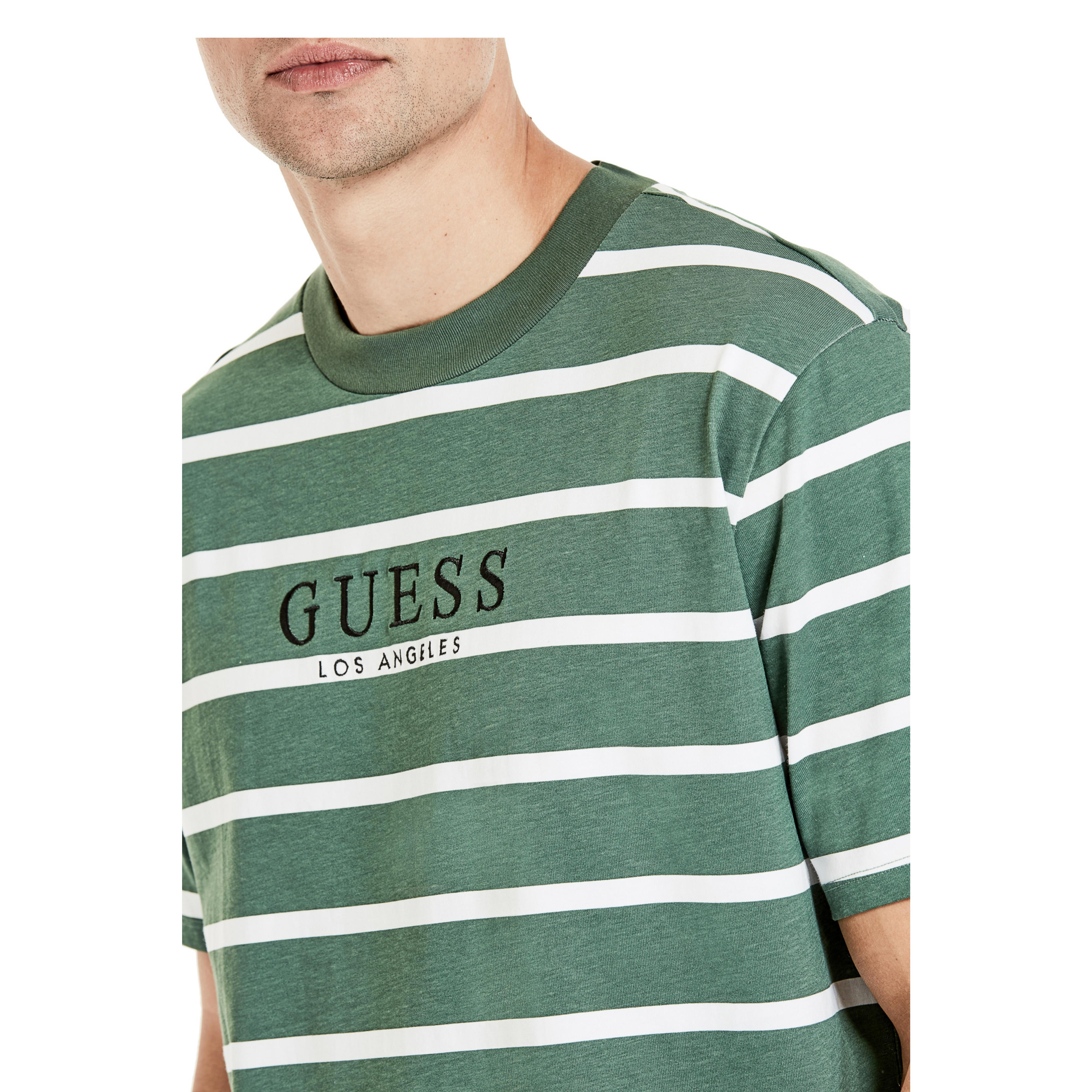 cheap best shoes official store Striped Shirts Guess   RLDM