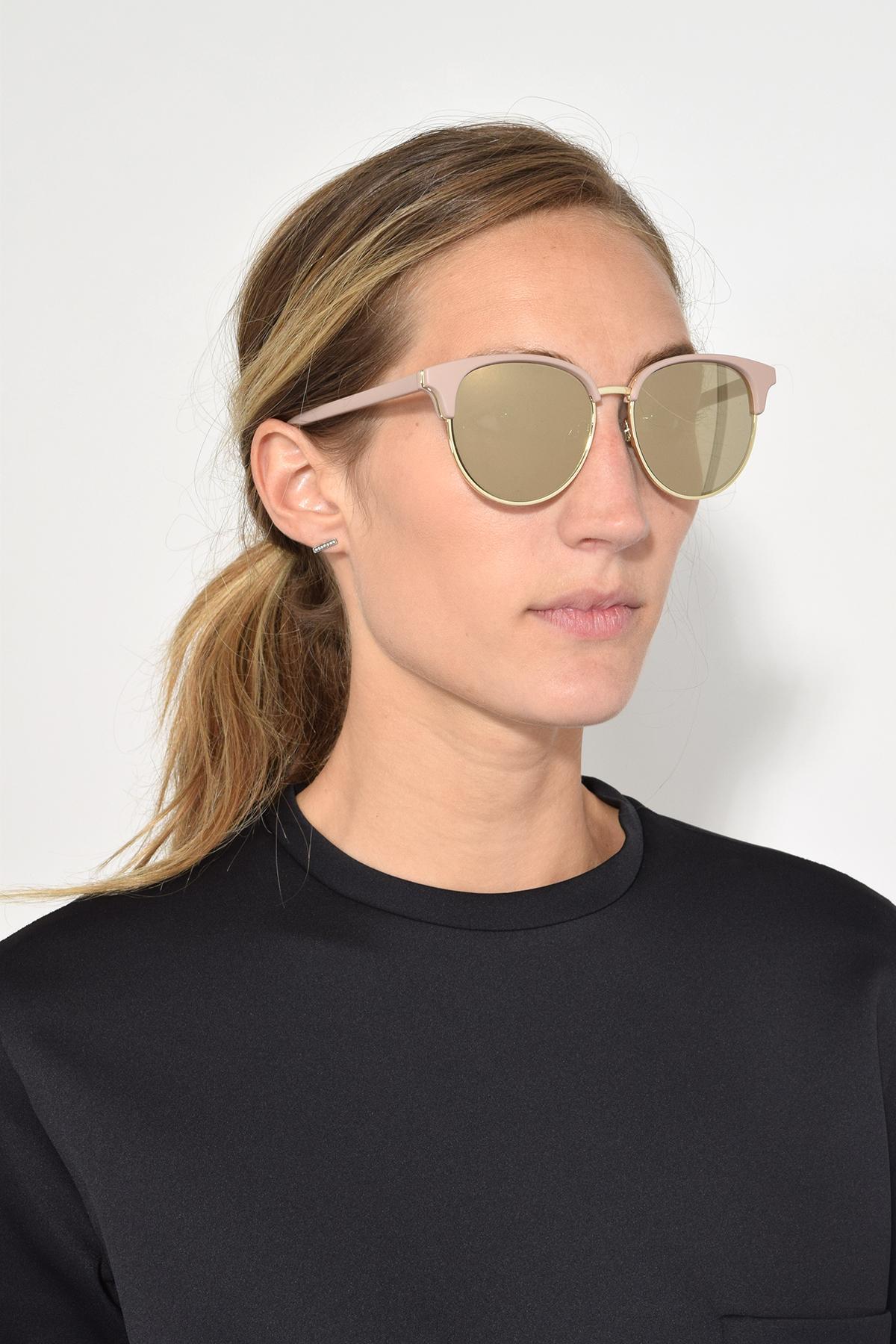 Le Specs Sonnenbrille DÉJA VU (Matte Shell) vdjVwWDW2x