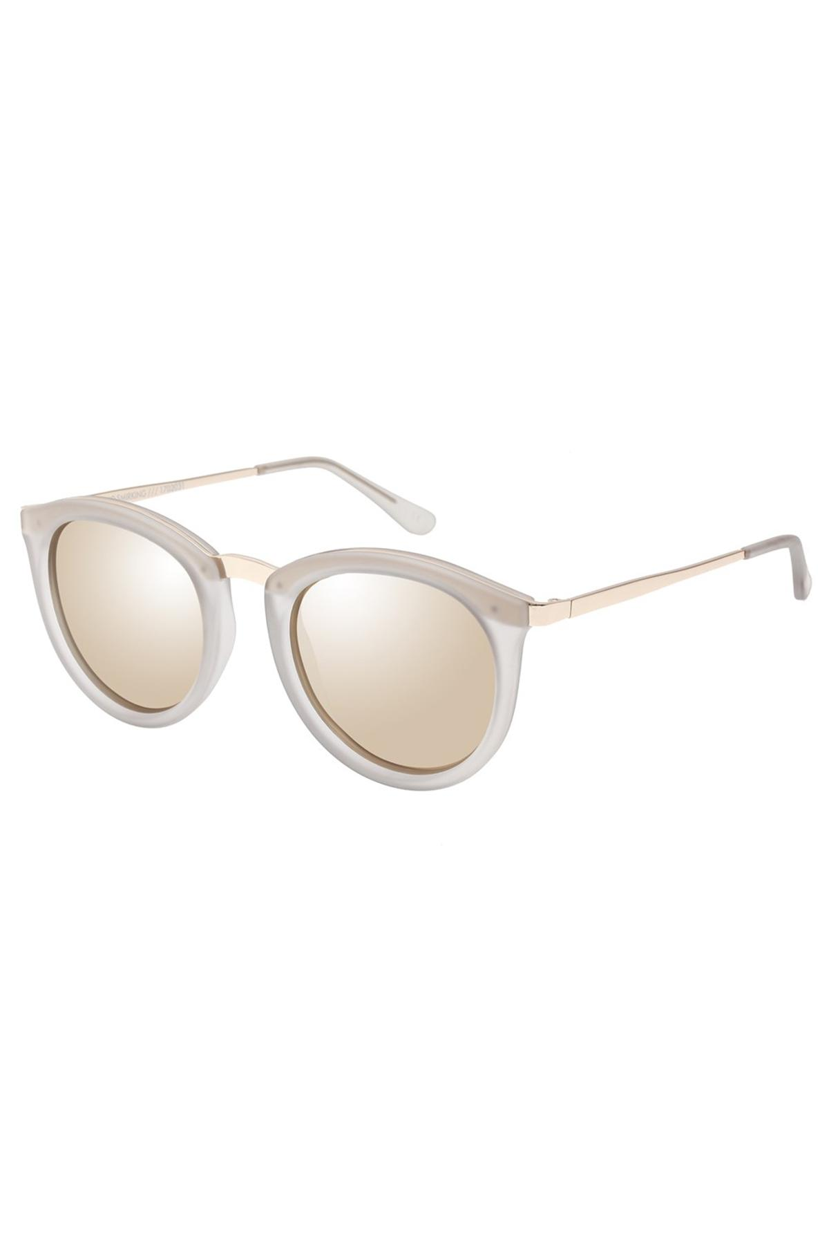 9b81da1d87 Le Specs No Smirking Sunglasses In Mist Matte - Lyst