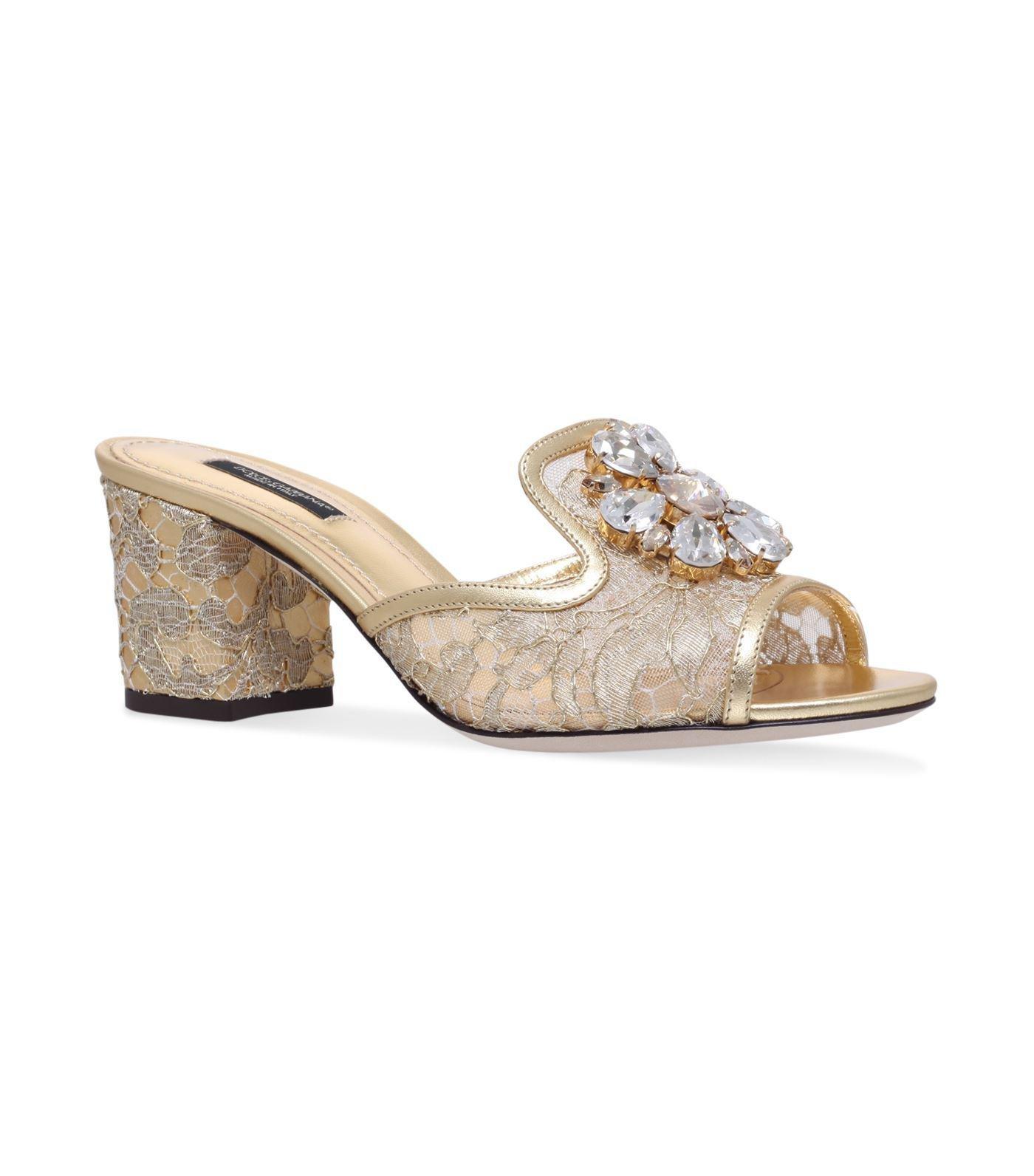 Dolce & Gabbana Bianca mules SR5CXSN
