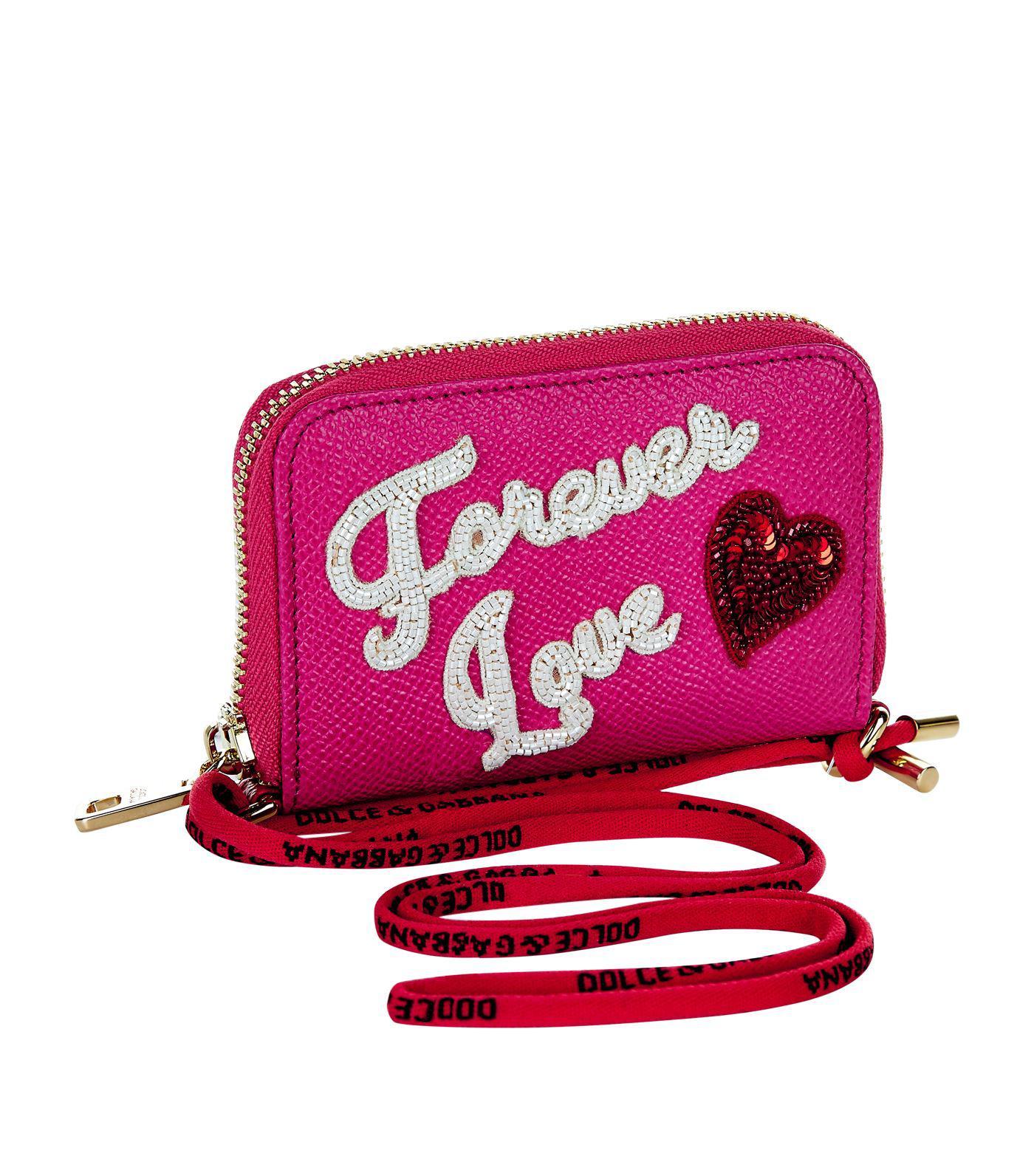 forever love coinpurse Dolce & Gabbana NDAAm5NzH