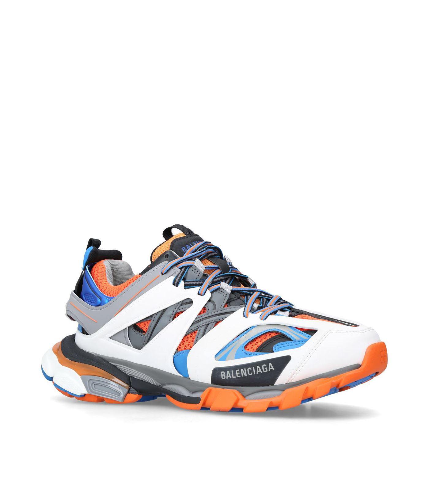 f6c50130de0fc Shoes Multicoloured Track Trainers--GREY