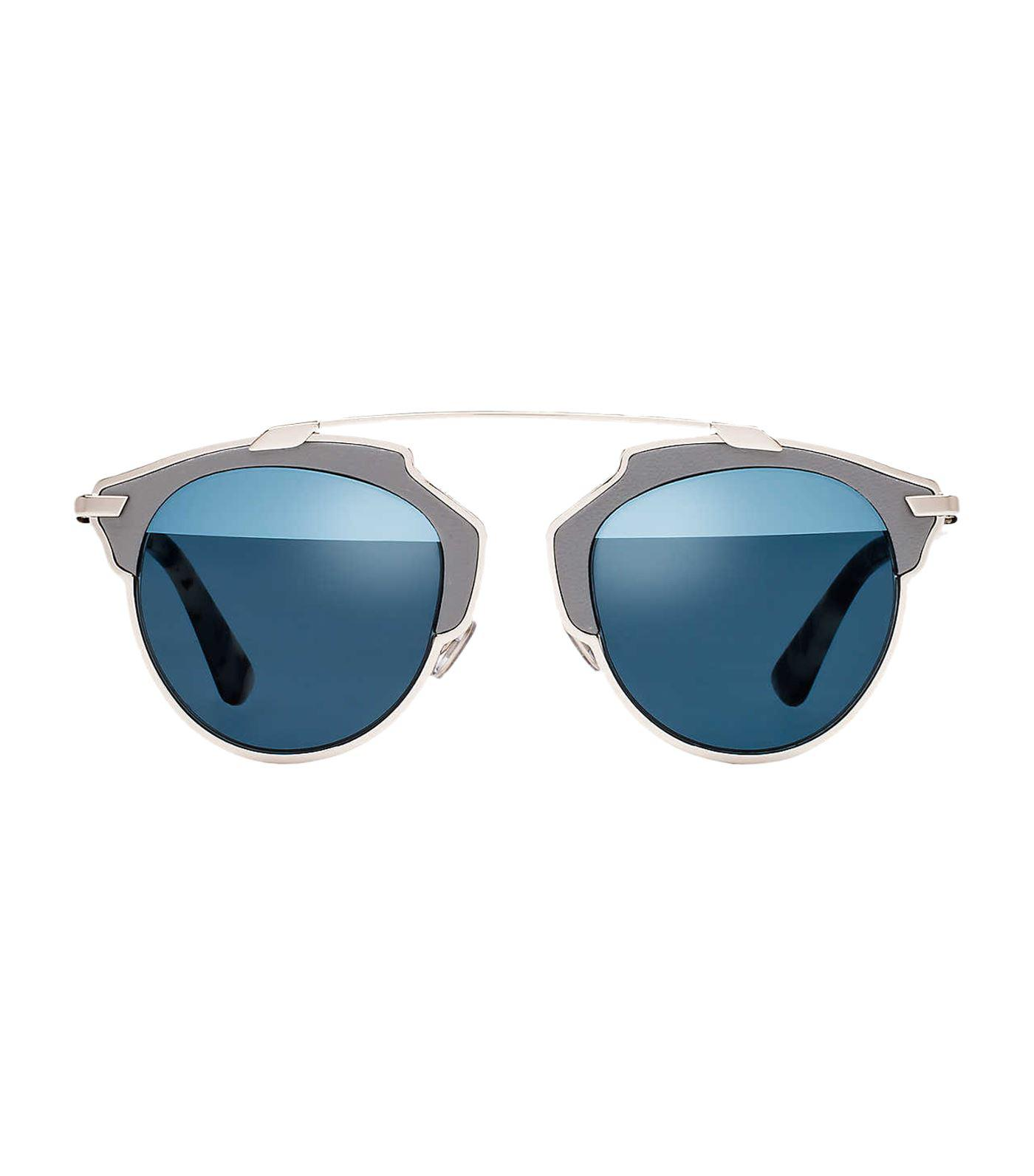 d47d17fdfbc Lyst - Dior So Real Sunglasses in Gray