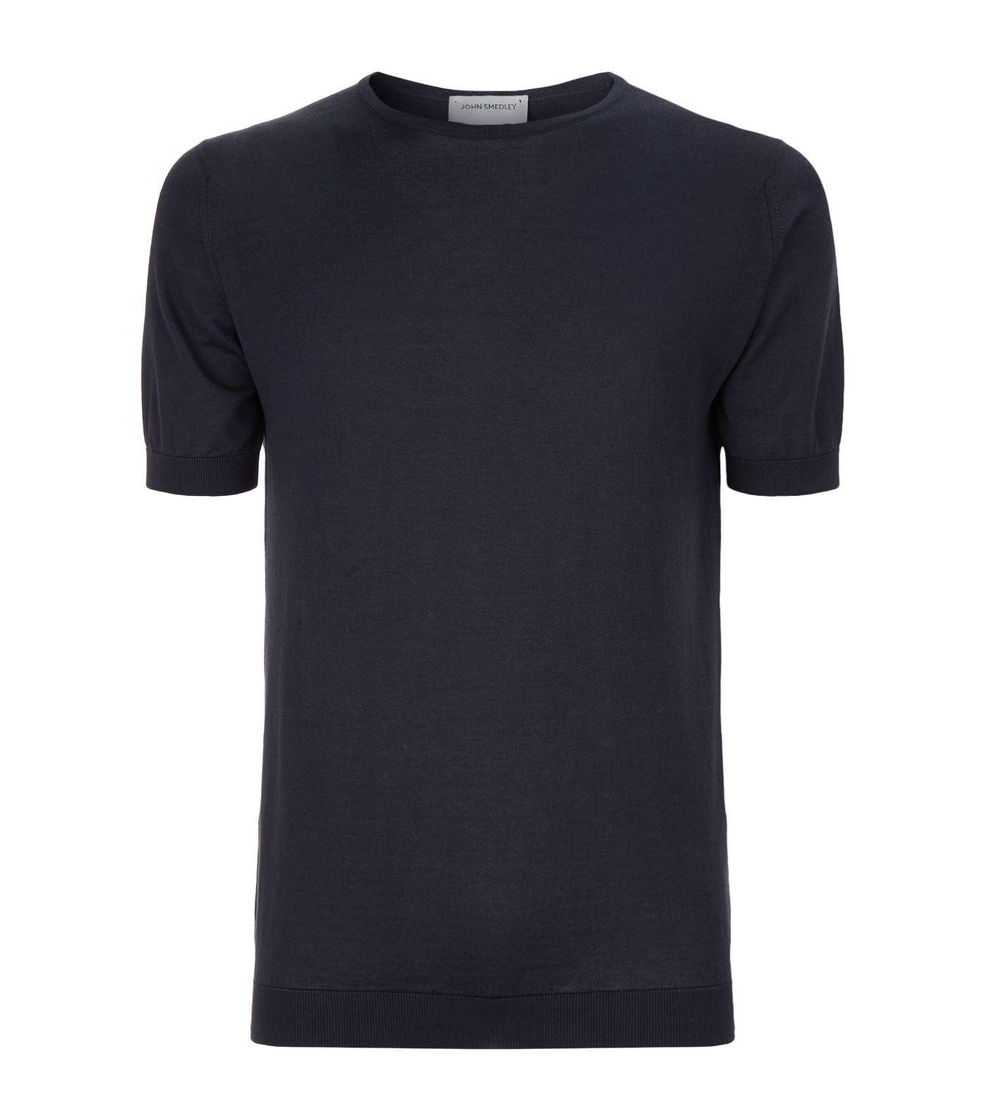 Sea Island Cotton T Shirt Uk