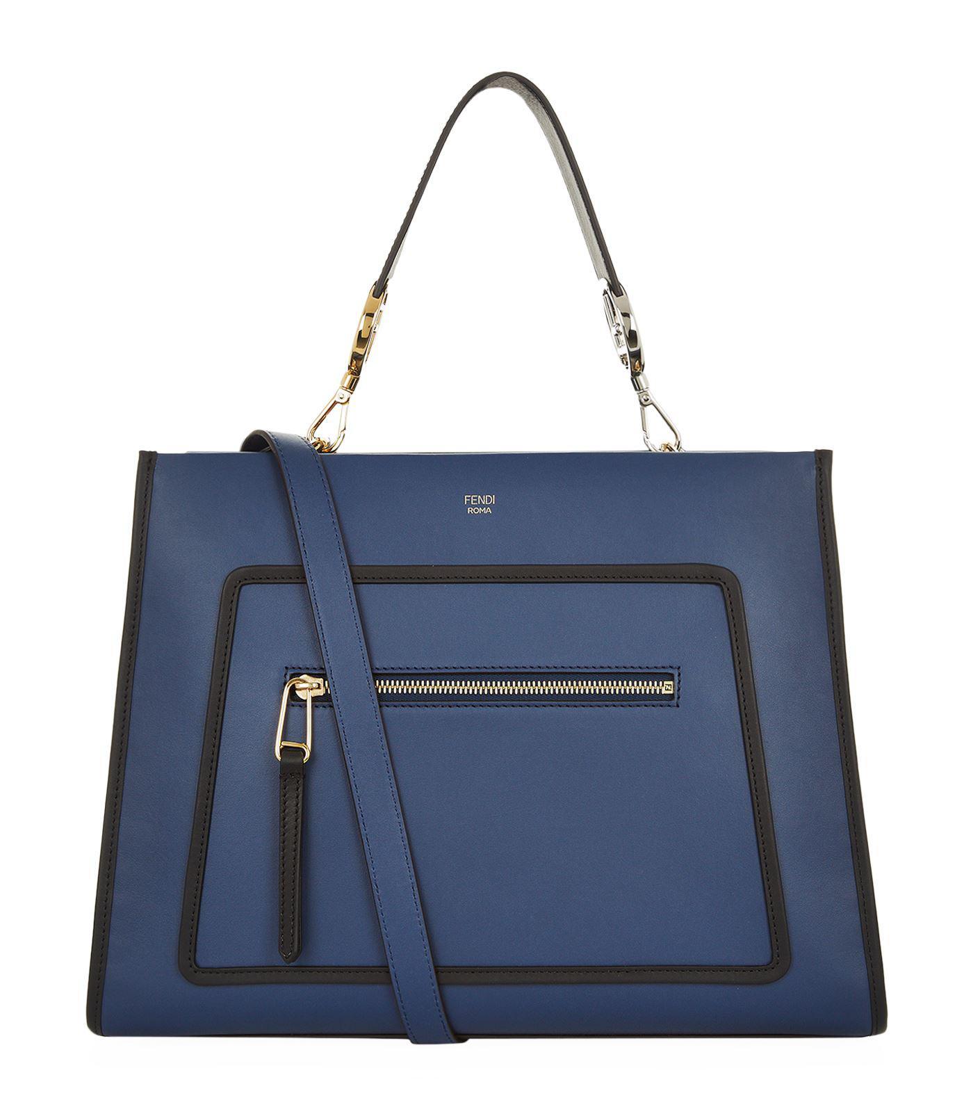 Runaway regular bag - Blue Fendi YZgqi
