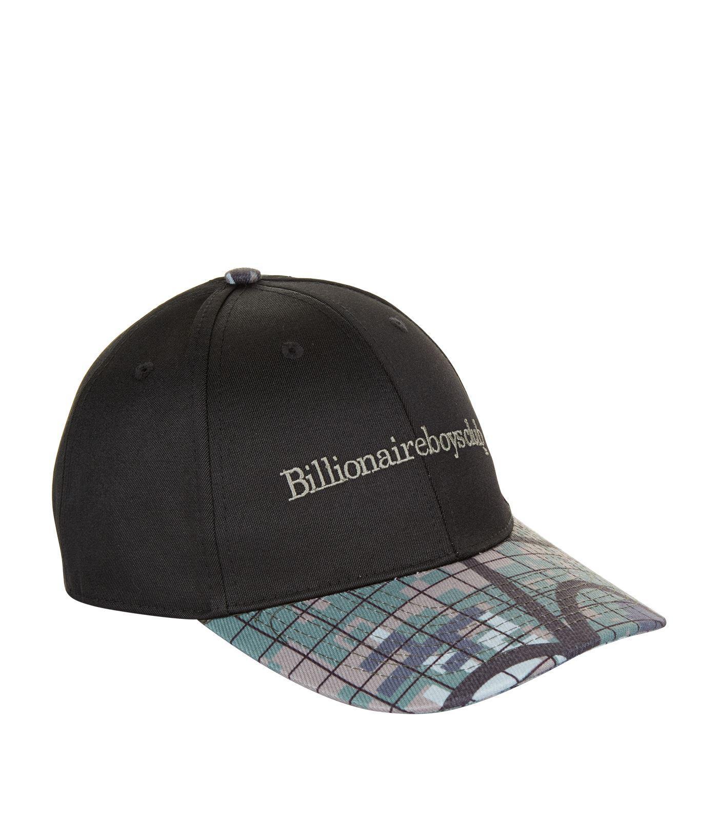 040e6709795 Bbcicecream Climbing Camo Print Baseball Cap in Black for Men - Lyst