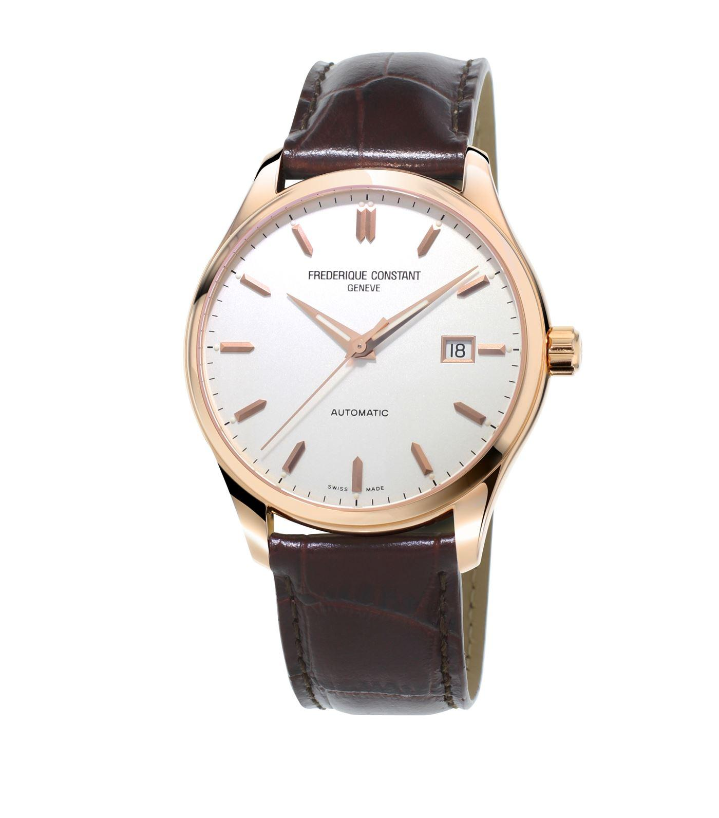 545737f6e1a Frederique Constant Classics Index Watch in White for Men - Lyst