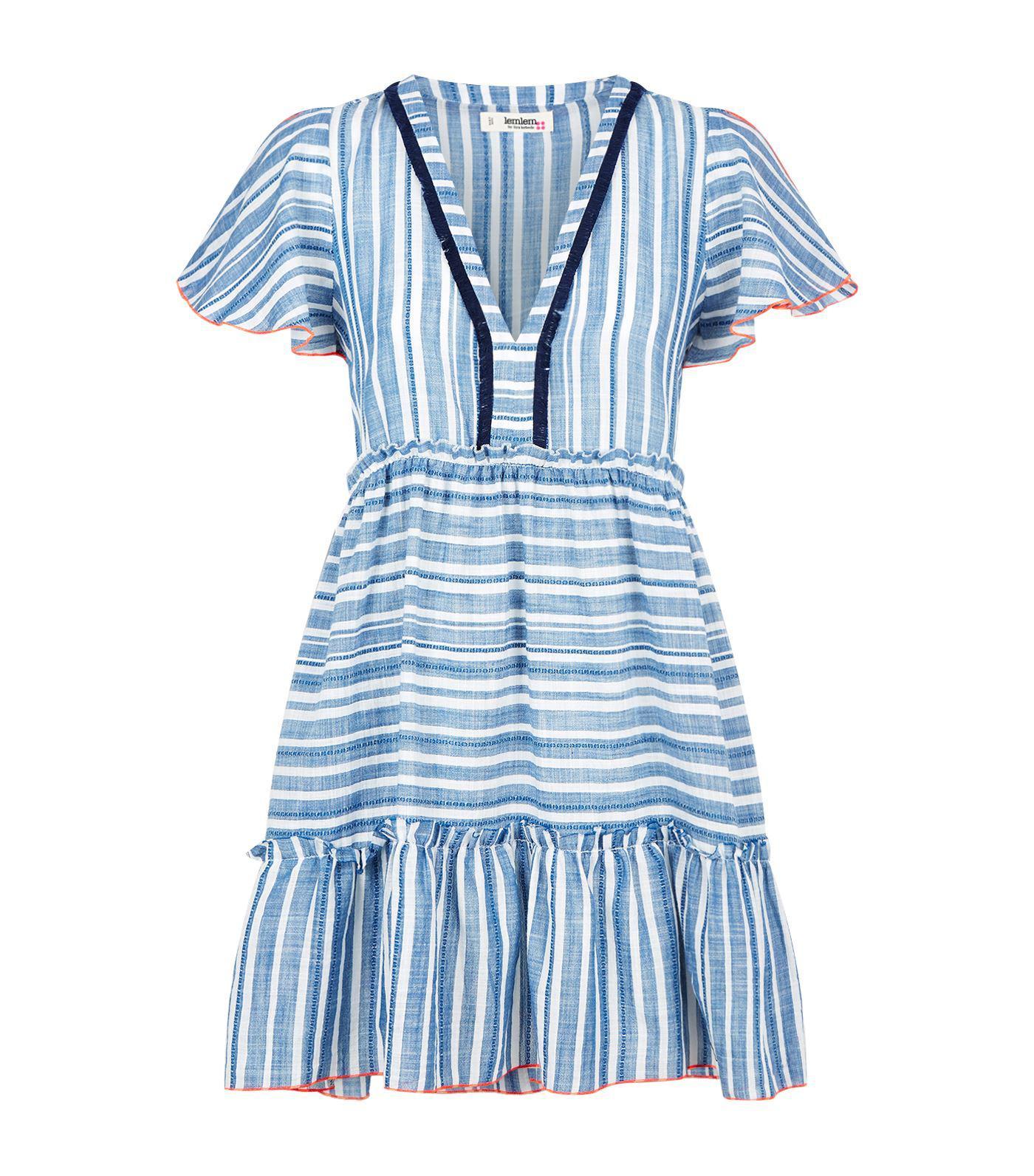 Kosi cotton dress Lemlem fyrNekY