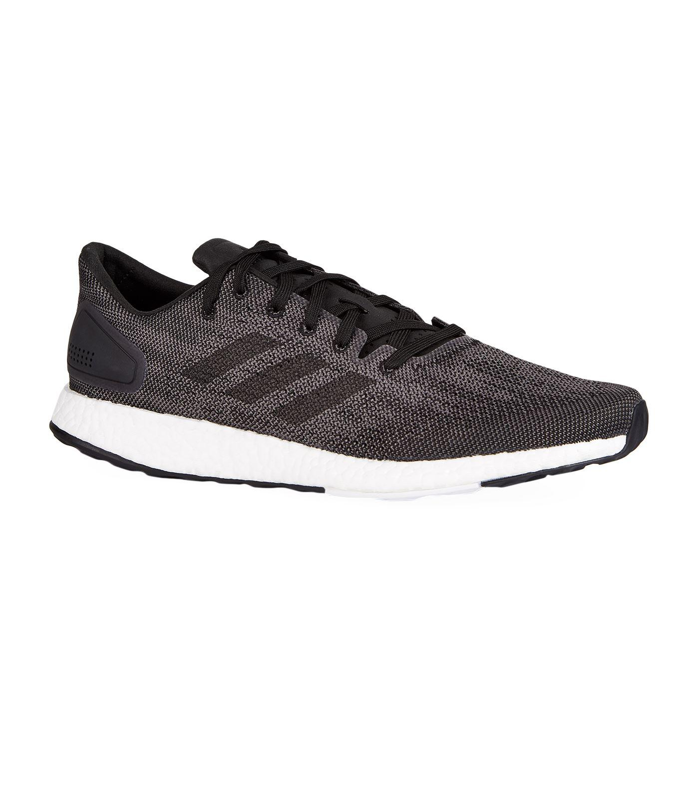 d647833d8 Adidas Pureboost Dpr Running Trainers in Gray for Men - Lyst