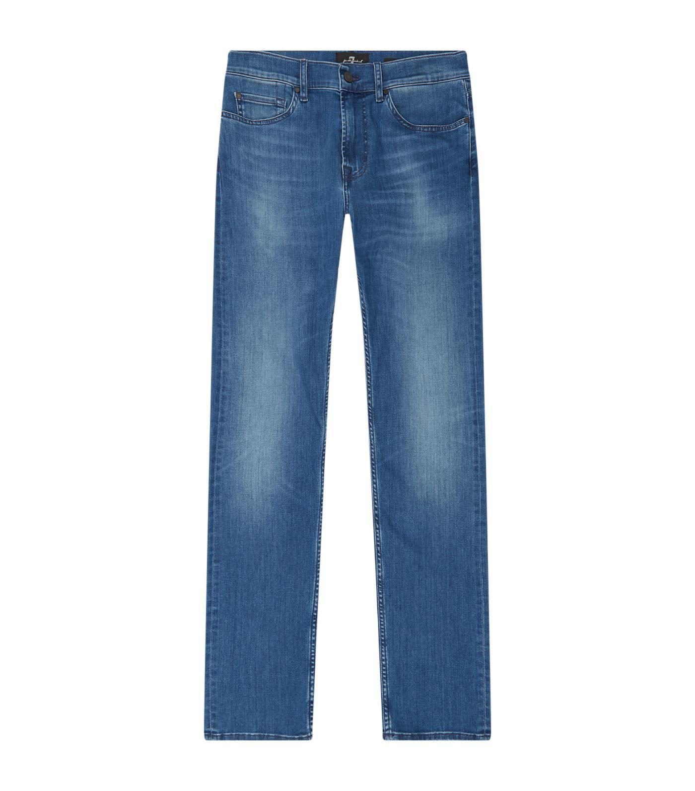 7 for all mankind KAYDEN - Jean slim - blue rvdpd0Pvf