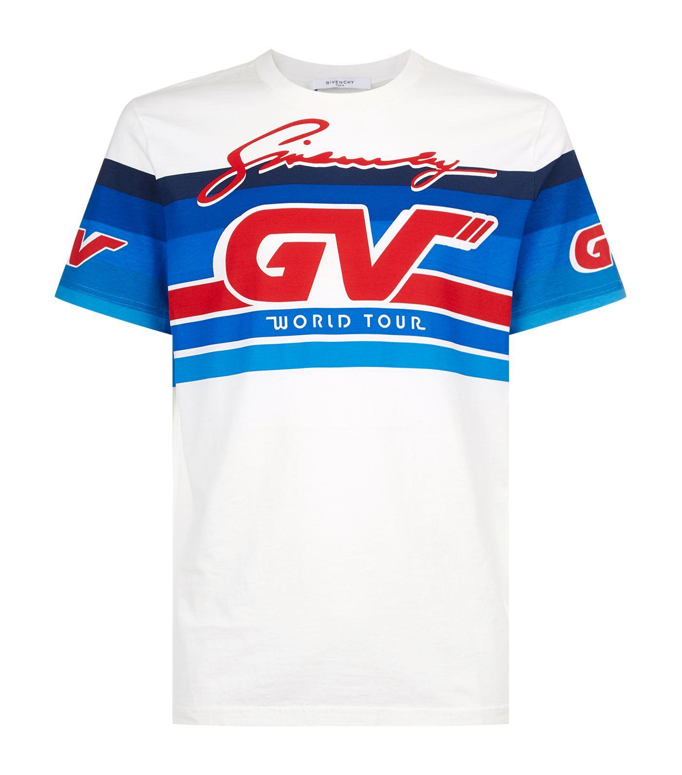 motorcross logo print t-shirt Givenchy Amazon For Sale Geniue Stockist Online Low Price Cheap Price IaZj9Gwl