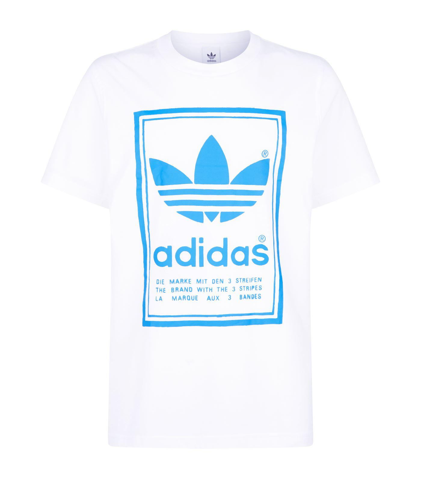 Retro Mens Adidas T Shirt – EDGE Engineering and Consulting