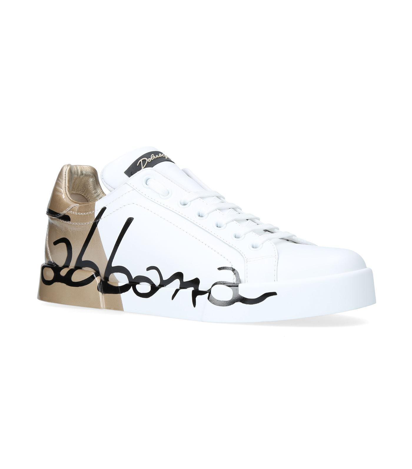 Dolce & GabbanaDolce & Gabbana Amore Energy Sneakers TxsIFV7Sh