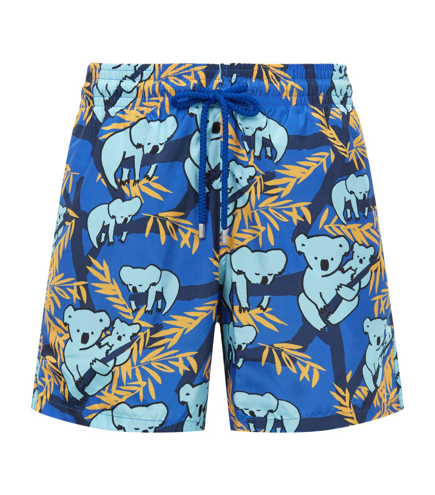 355008f361 Lyst - Vilebrequin Mahina Sydney Koala Swim Shorts in Blue for Men ...
