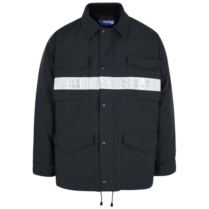 Junya Watanabe X Canada Goose Black Multiway Shell Coat In