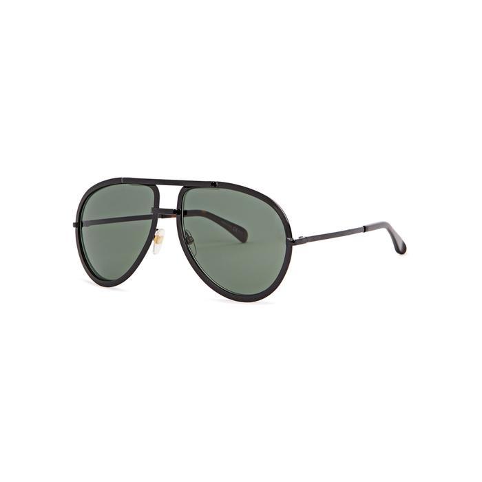6b9b108c1ea Givenchy. Men s Black Aviator-style Sunglasses. £239 From Harvey Nichols