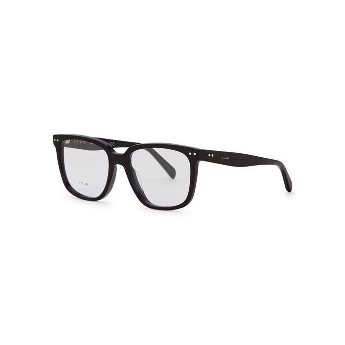 22b9c5dffa Céline. Women s Black Wayfarer-style Optical Glasses. £214 From Harvey  Nichols
