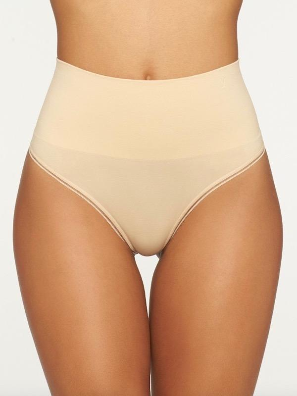 a1ed0af21 Yummie Control Shaping Thong Shaper in Natural - Lyst