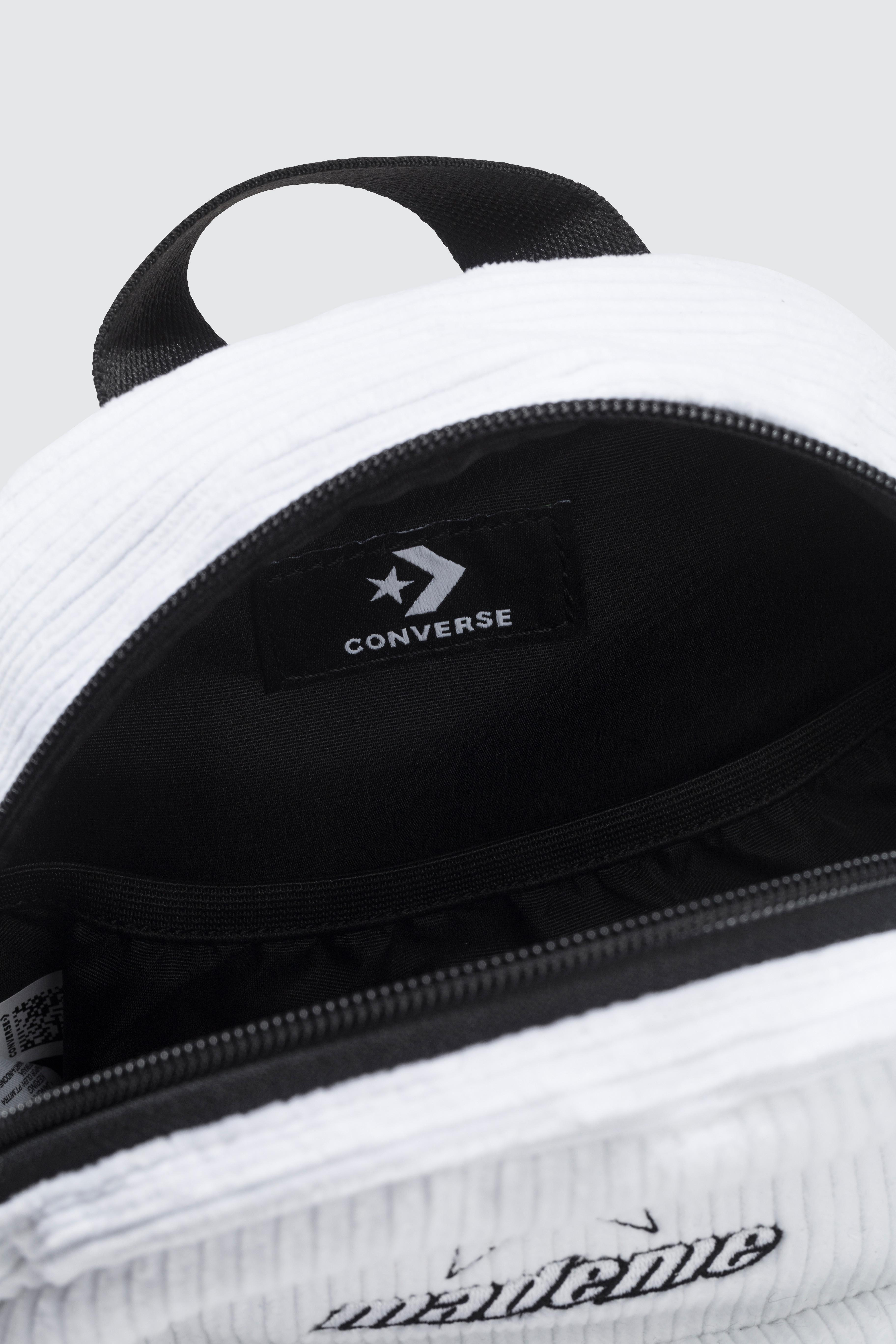 966f66522bf5 Lyst - Converse Mademe X Super Mini Backpack in White
