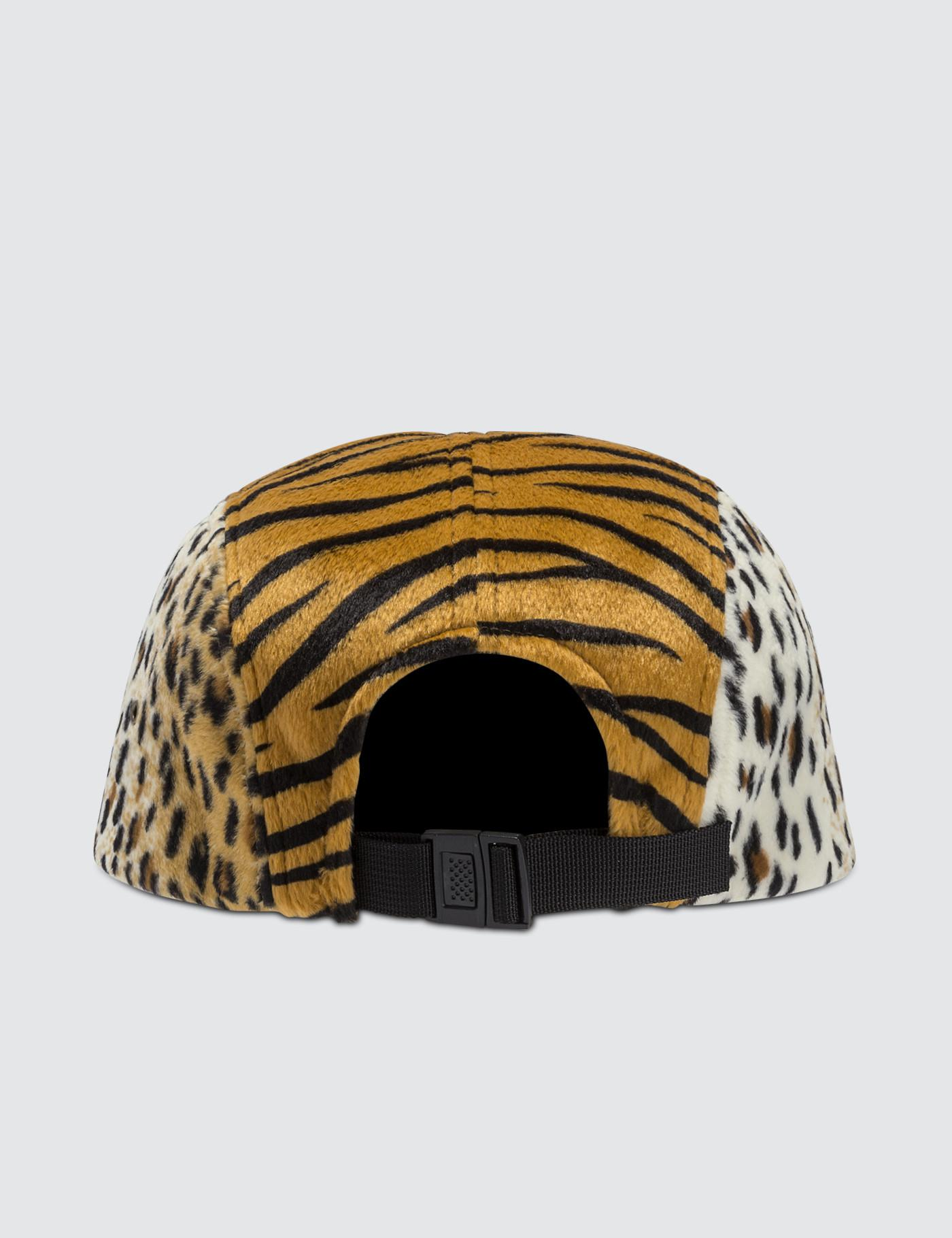 f3bdd4b37d1 Lyst - Atmos Lab Crazy Animal Camp Cap