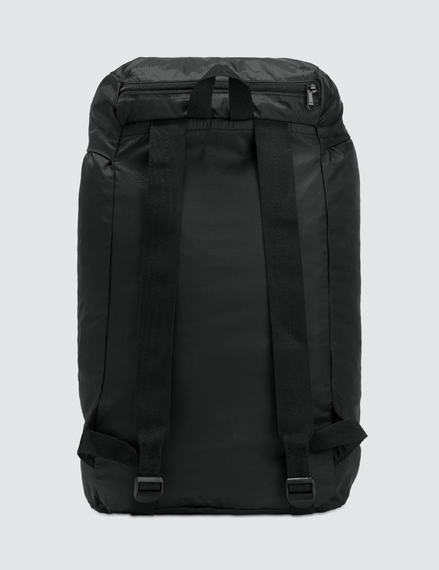 f37b203885 Carhartt WIP Beta Packable Backpack in Black for Men - Lyst