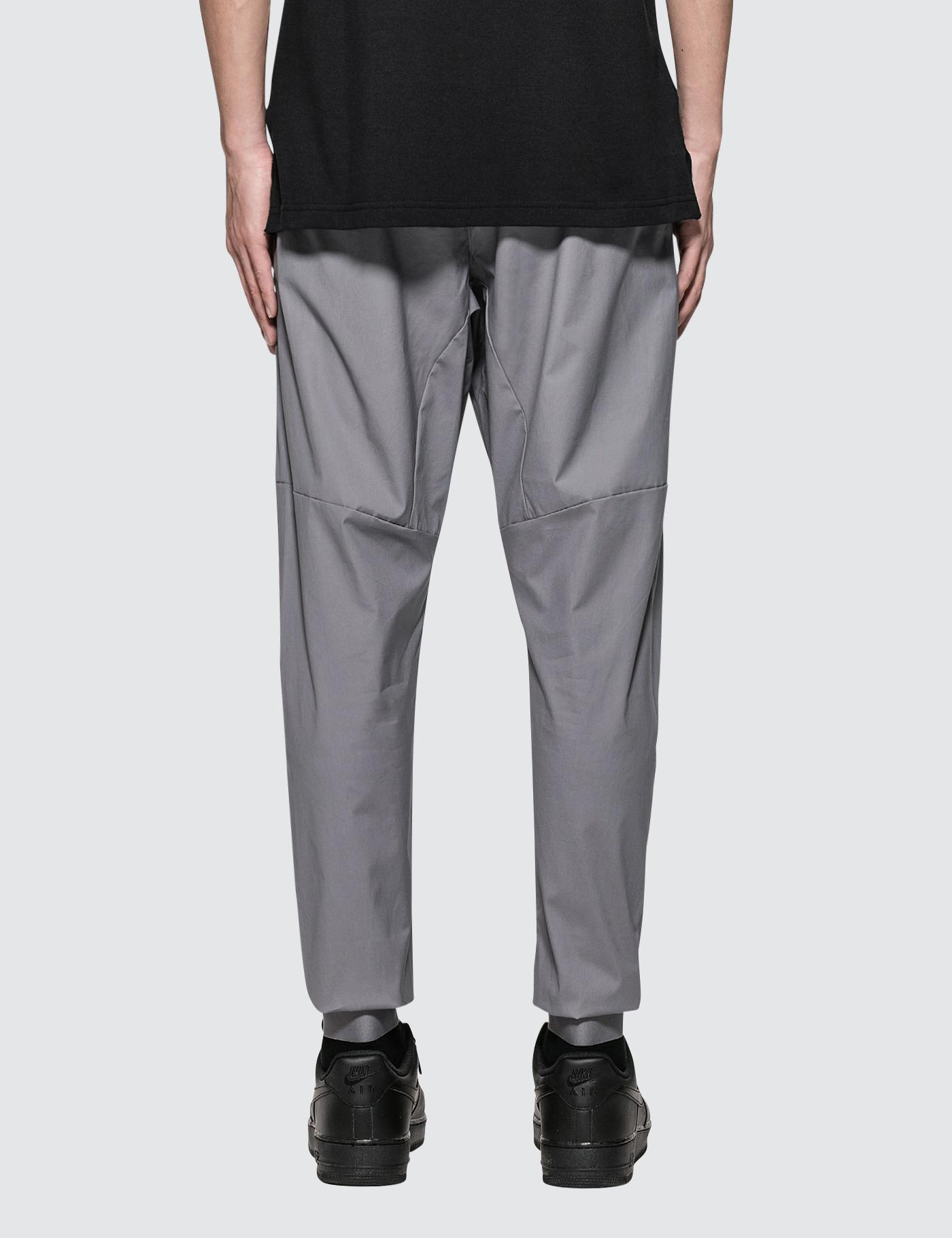 8489ef7c07816 Nike Nsw Bonded Woven Jogger in Gray for Men - Lyst