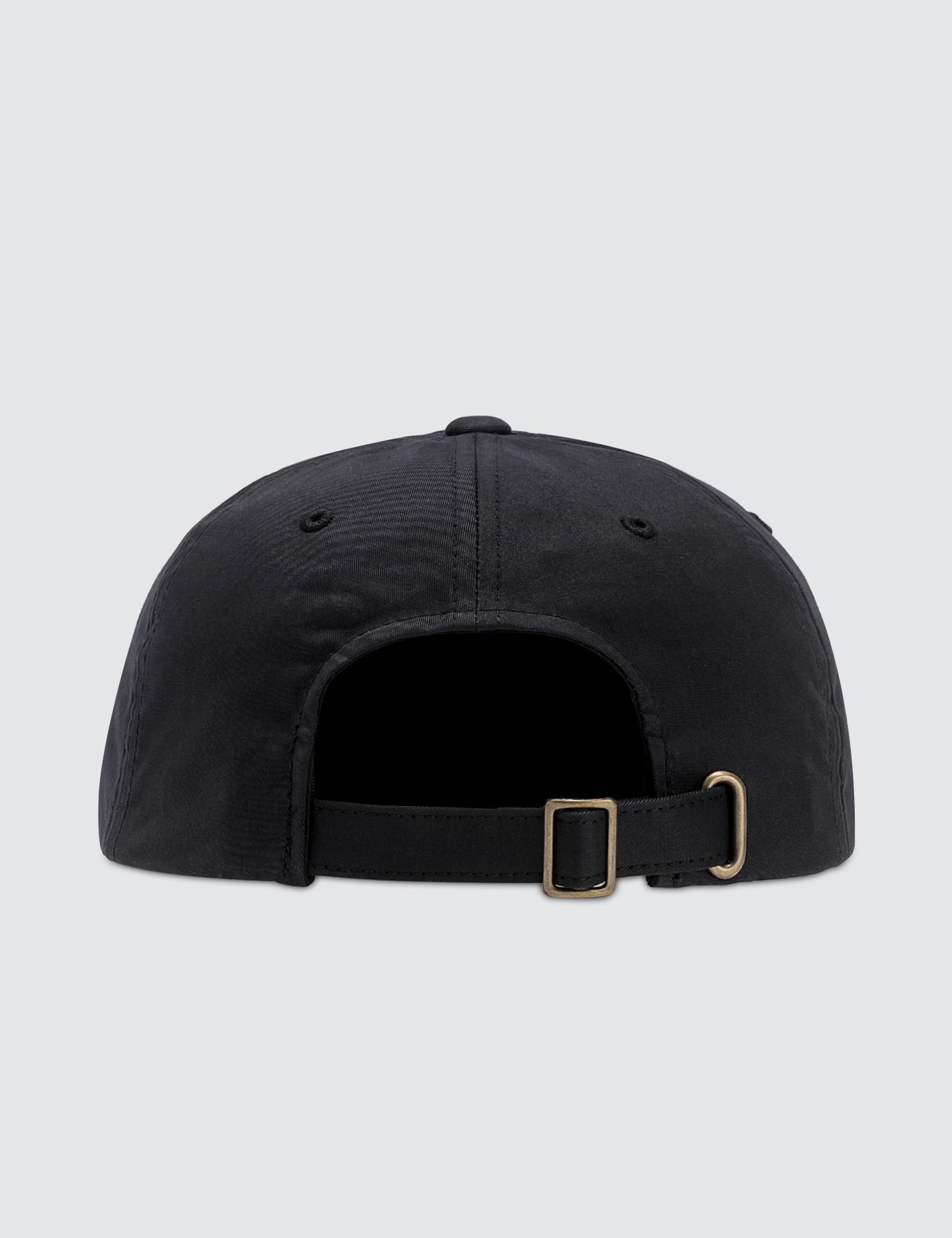 6a715975477 Stussy Stock Low Pro Cap in Black for Men - Save 42.22222222222222 ...