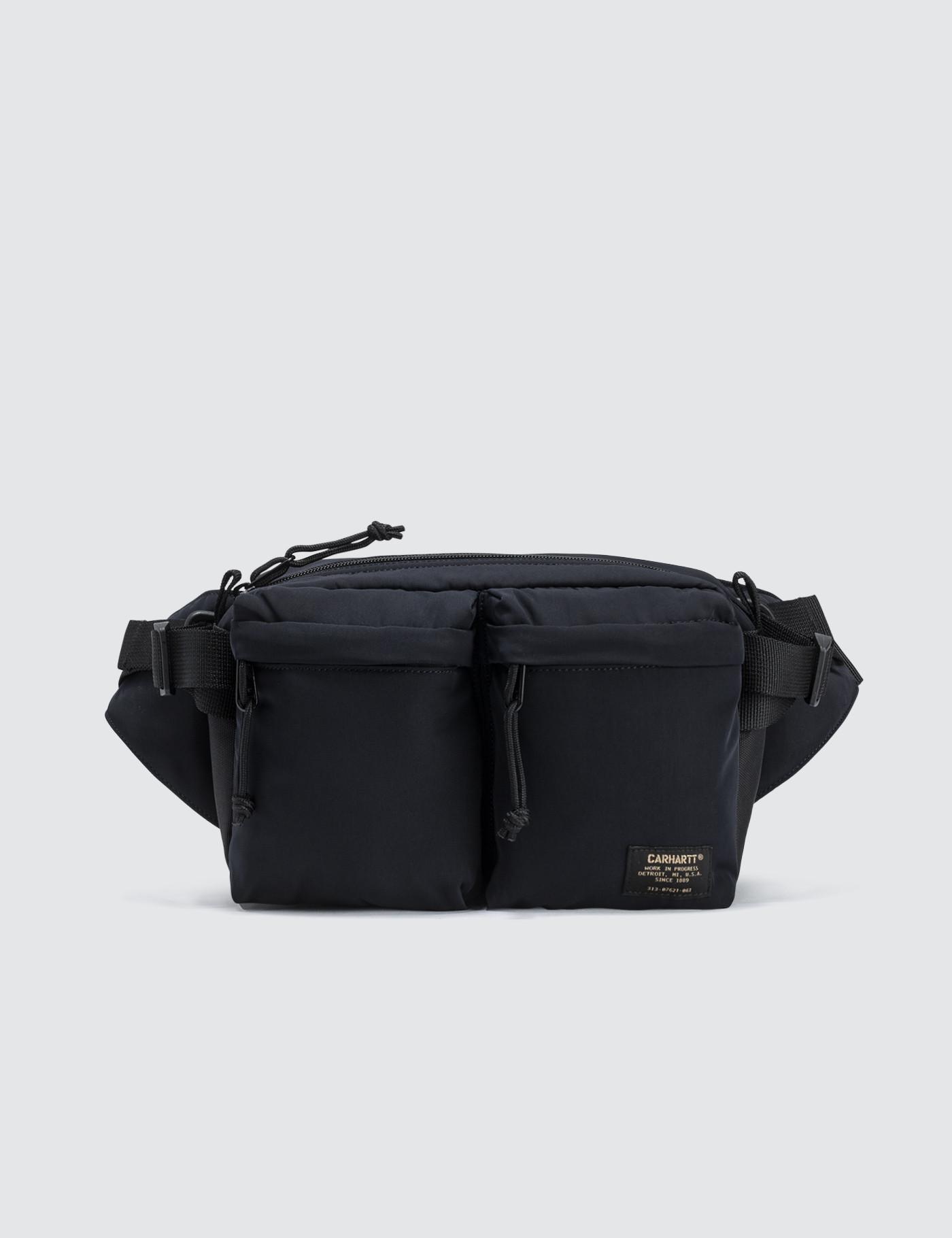 Lyst - Carhartt WIP Military Hip Bag in Blue for Men 2dd0a354187d0