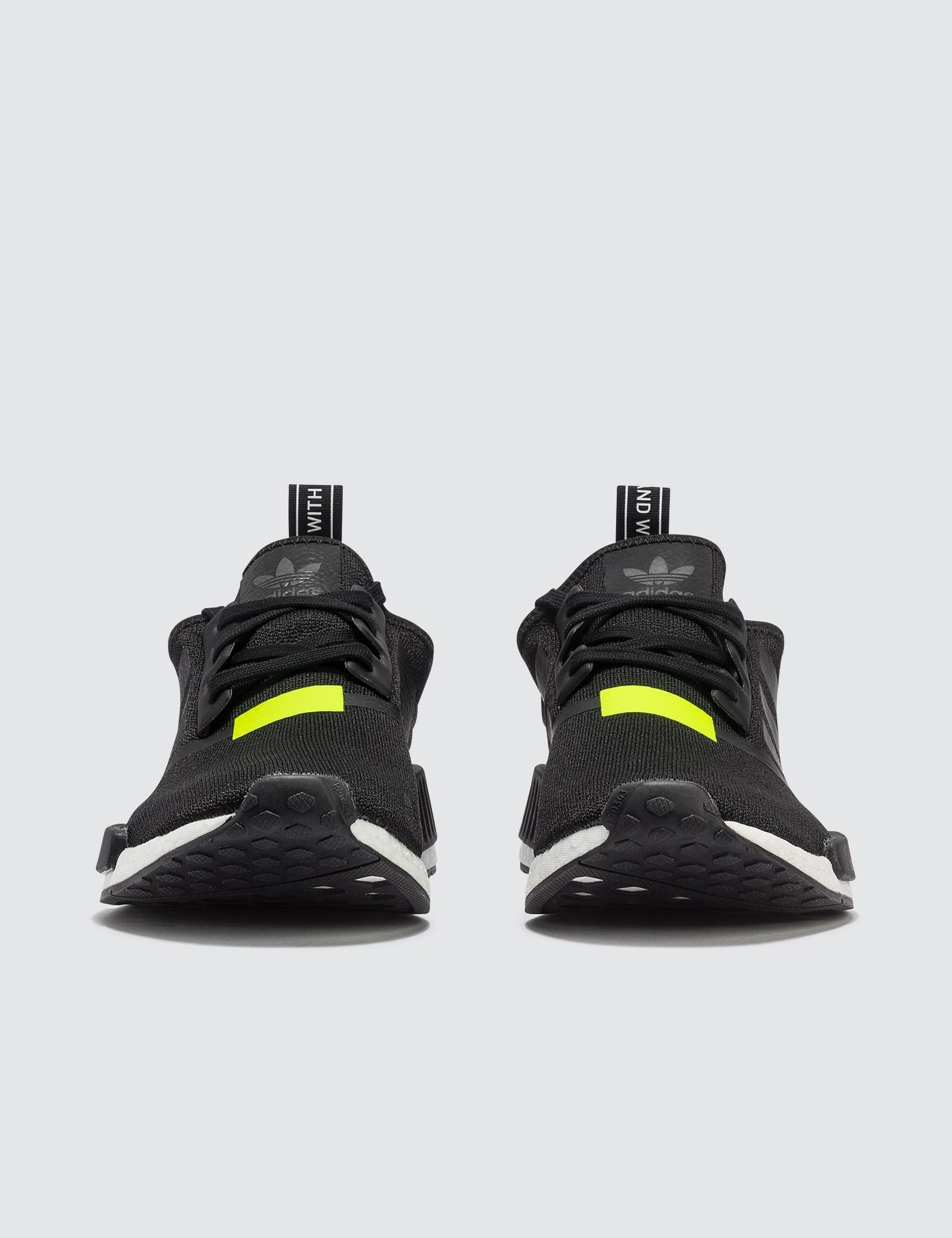 0ba40c1fe Lyst - adidas Originals Nmd R1 in Black for Men