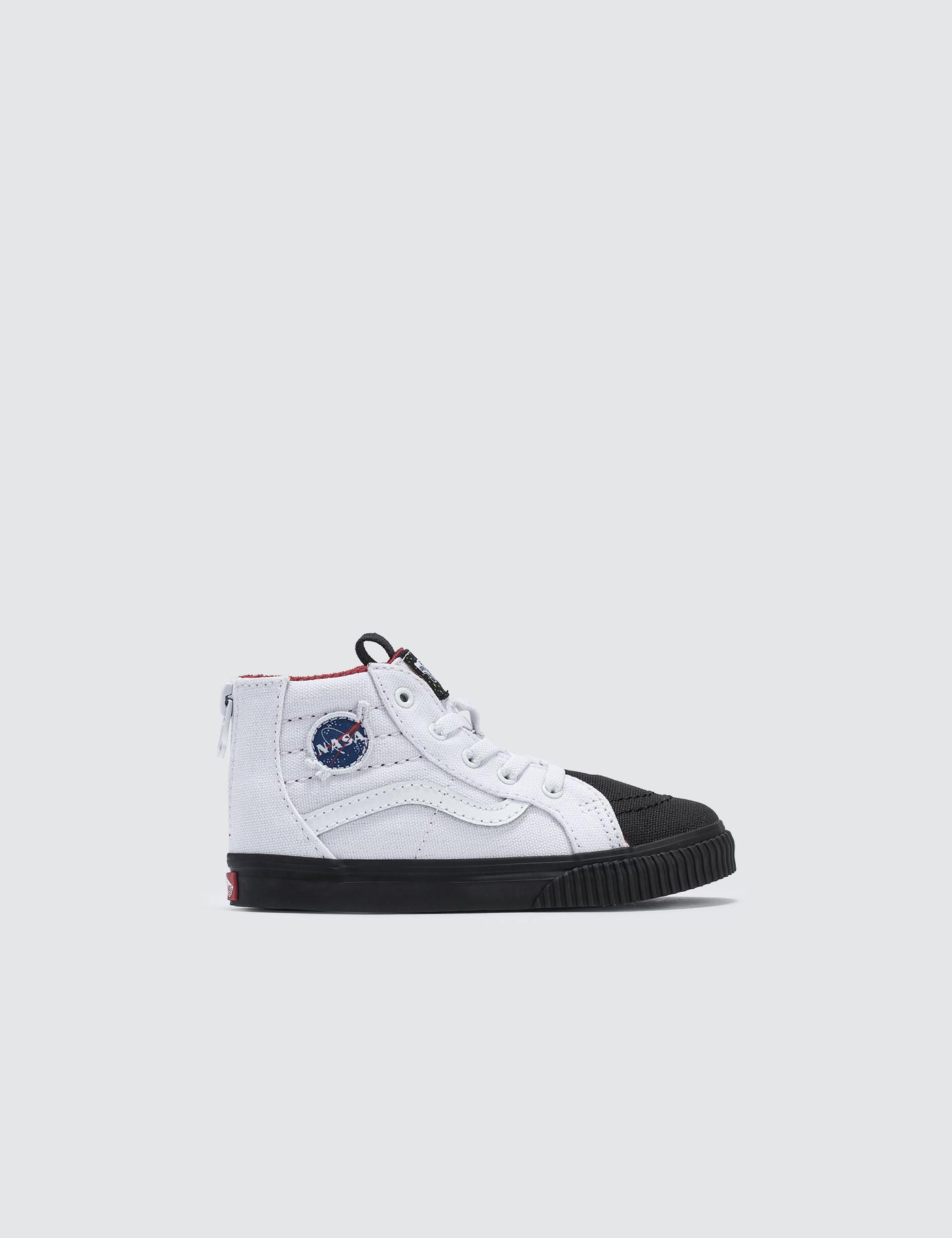 c78fafa5a47 Vans Space Voyager Sk8-hi Mte Zip Toddlers in White for Men - Lyst