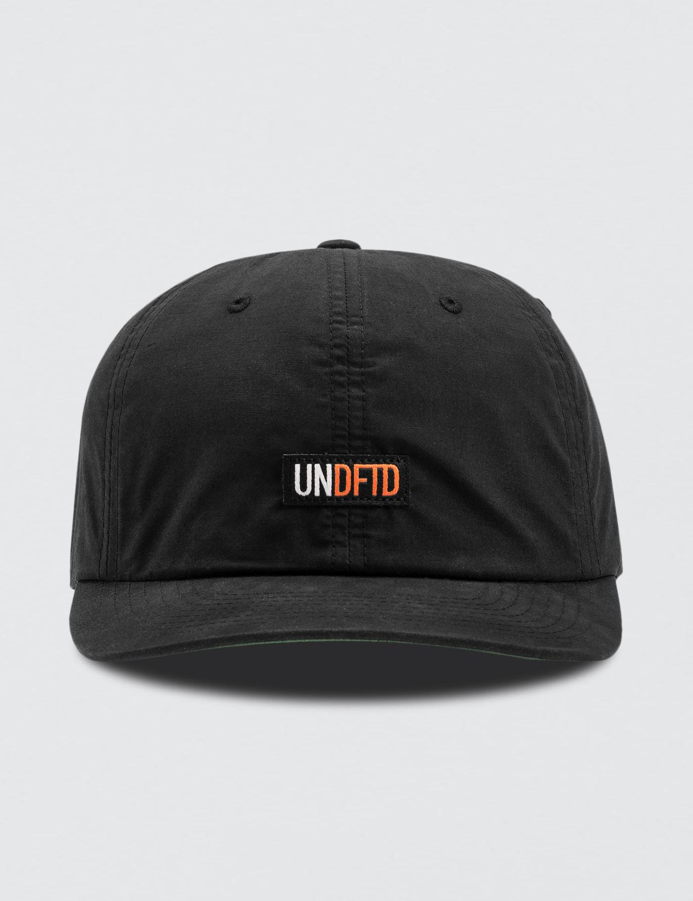 finest selection ccb2b aa3ec Lyst - Undefeated Label Cap in Black for Men