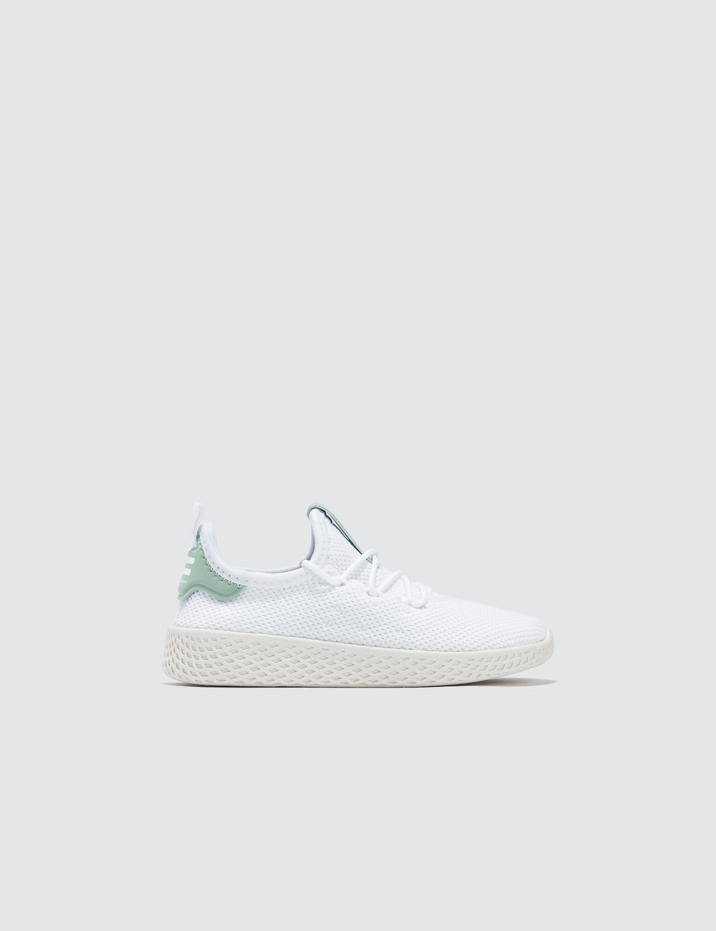 Lyst X Adidas Originals Pharrell Williams X Lyst Adidas Pw Tennis Hu 45af64