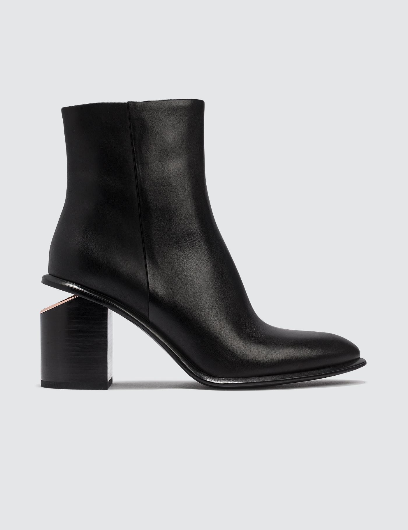 c4ce7bf24f95 Alexander Wang Anna Boot in Black - Lyst