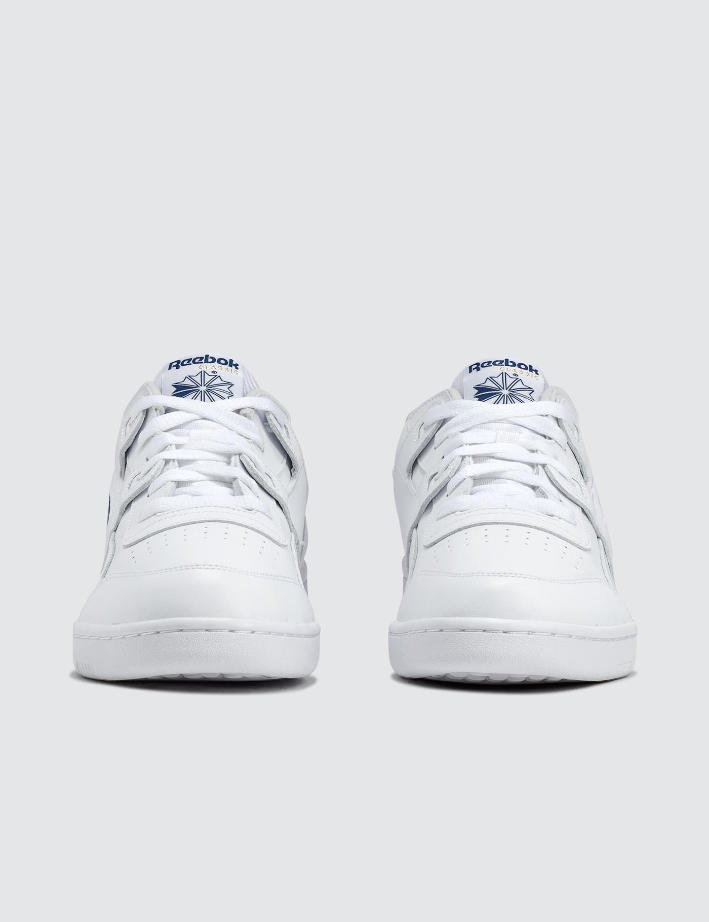 Reebok Workout Plus in White - Lyst 0bb89704b