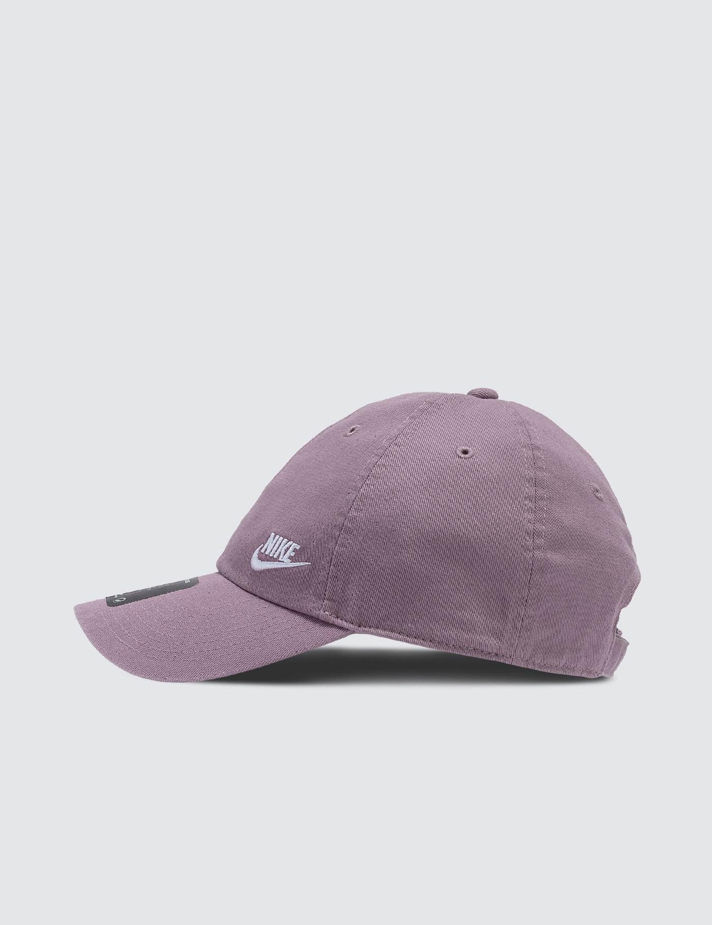 fdf05797 Lyst - Nike W Nsw H86 Cap Futura Classic in Pink