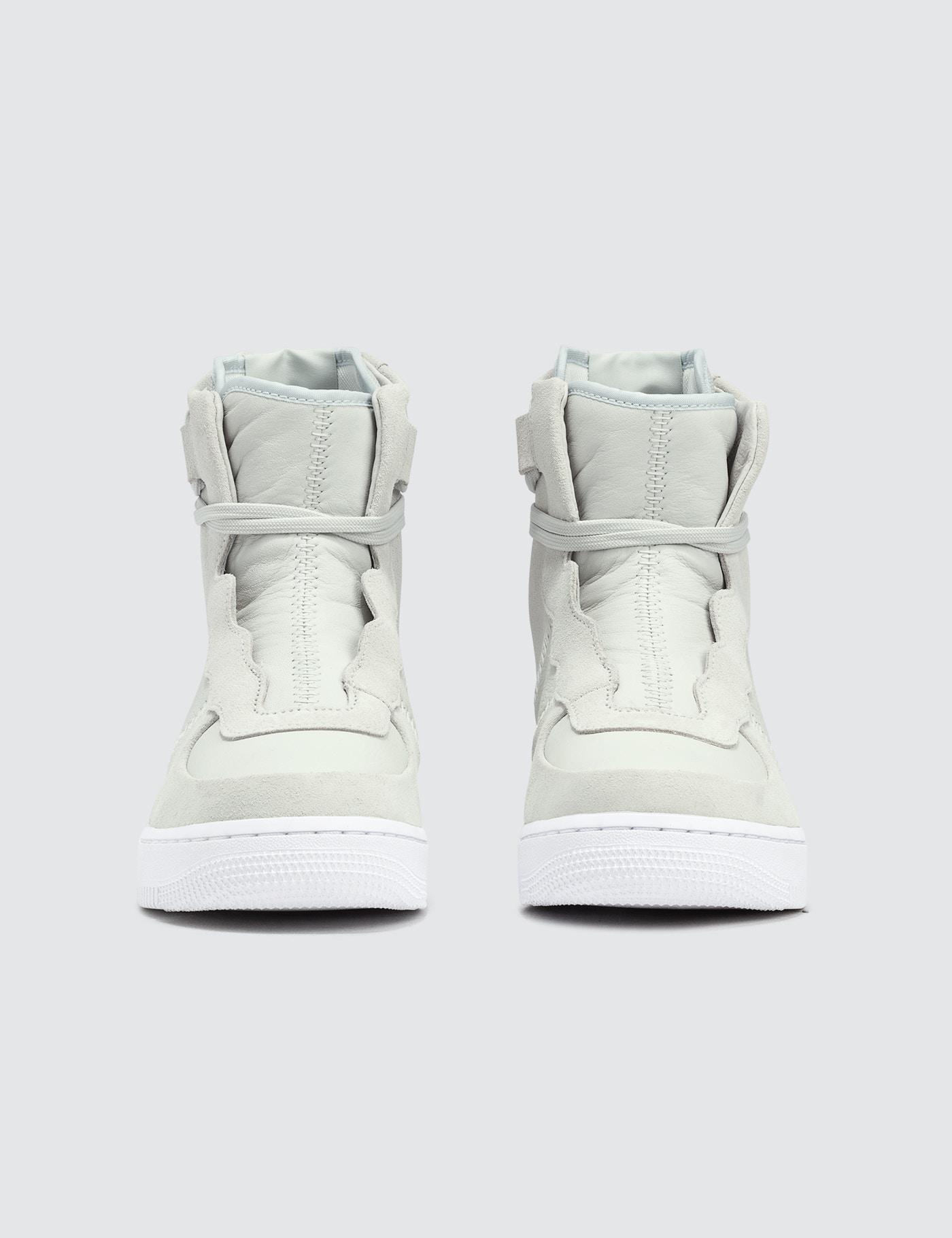 sports shoes 858e1 0cd95 Lyst - Nike Wmns Air Force 1 Rebel Xx in White